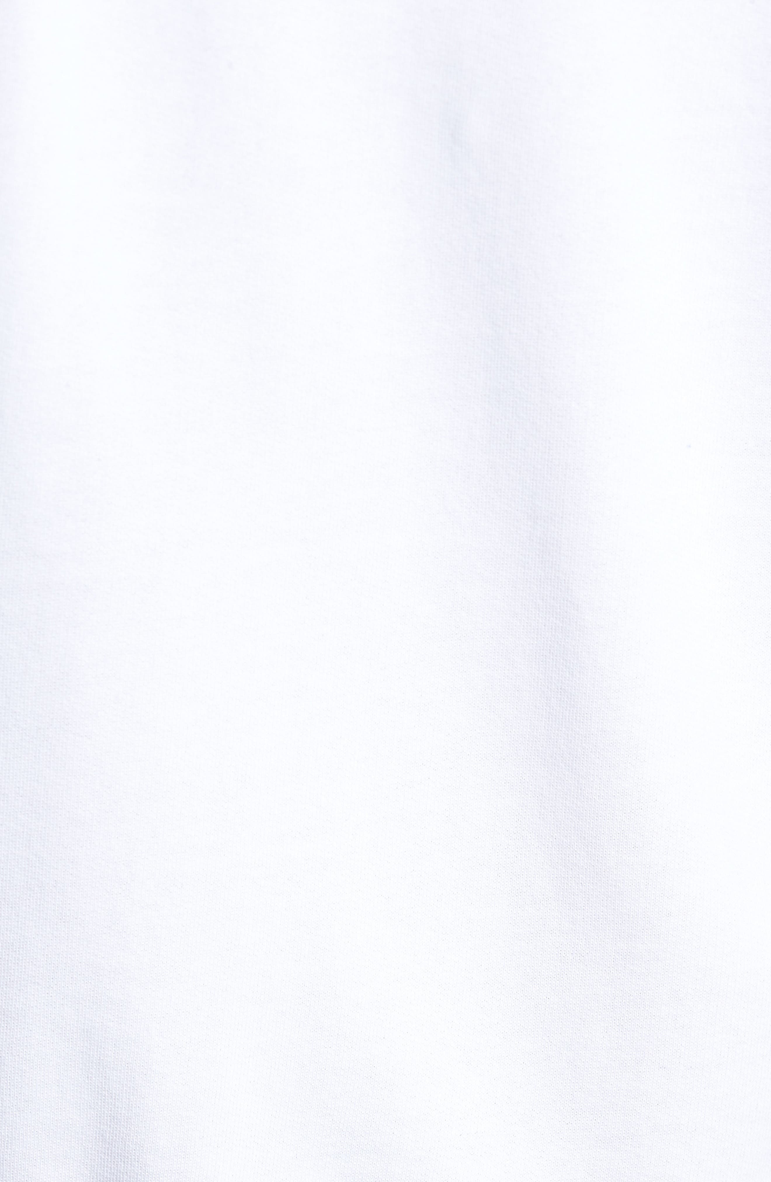 Alternate Image 5  - Calvin Klein Jeans Embroidered Sweatshirt