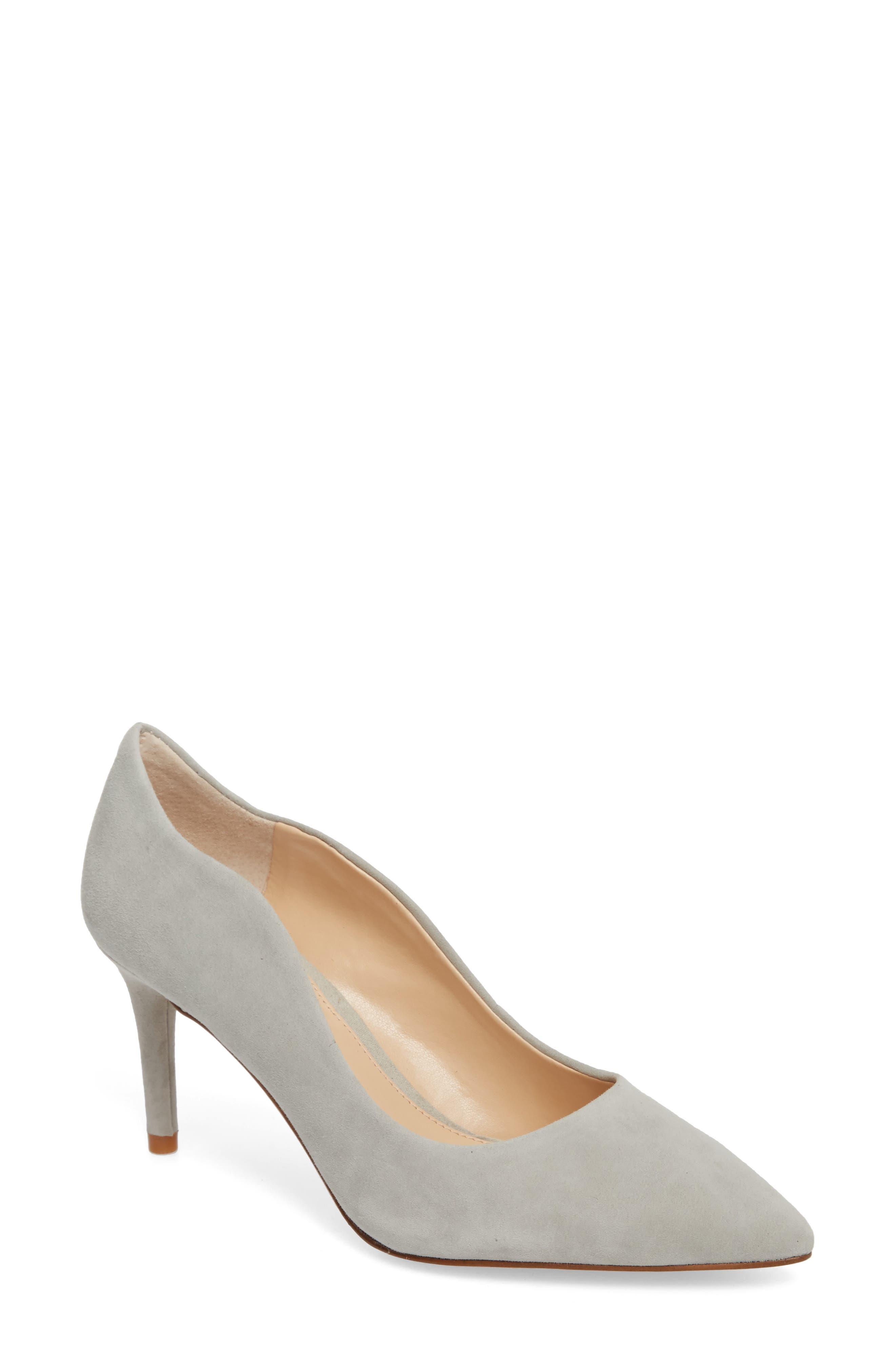 Alternate Image 1 Selected - Vince Camuto Jaynita Pointy Toe Pump (Women)