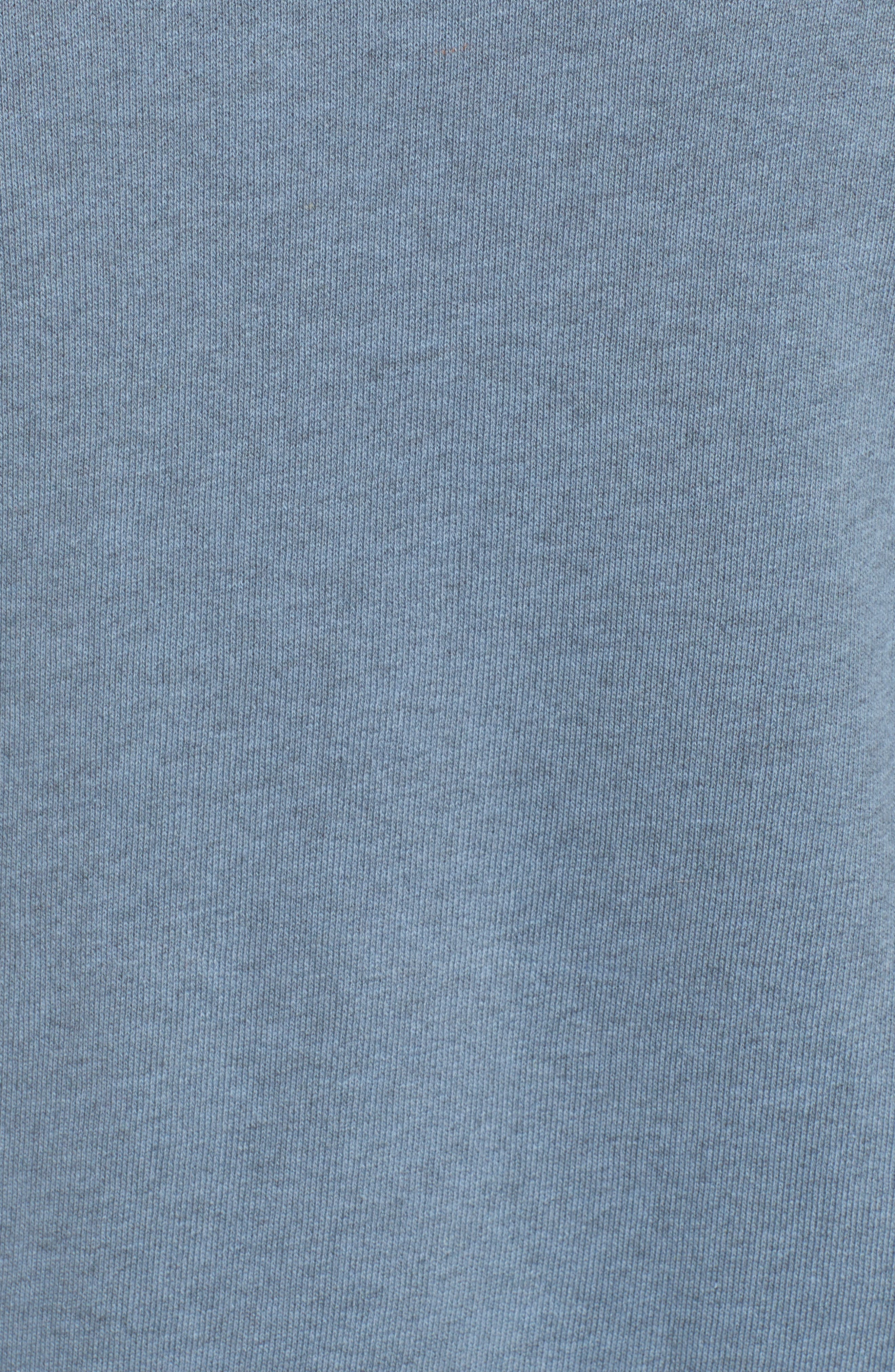 Kyoto Sweatshirt,                             Alternate thumbnail 5, color,                             Blue