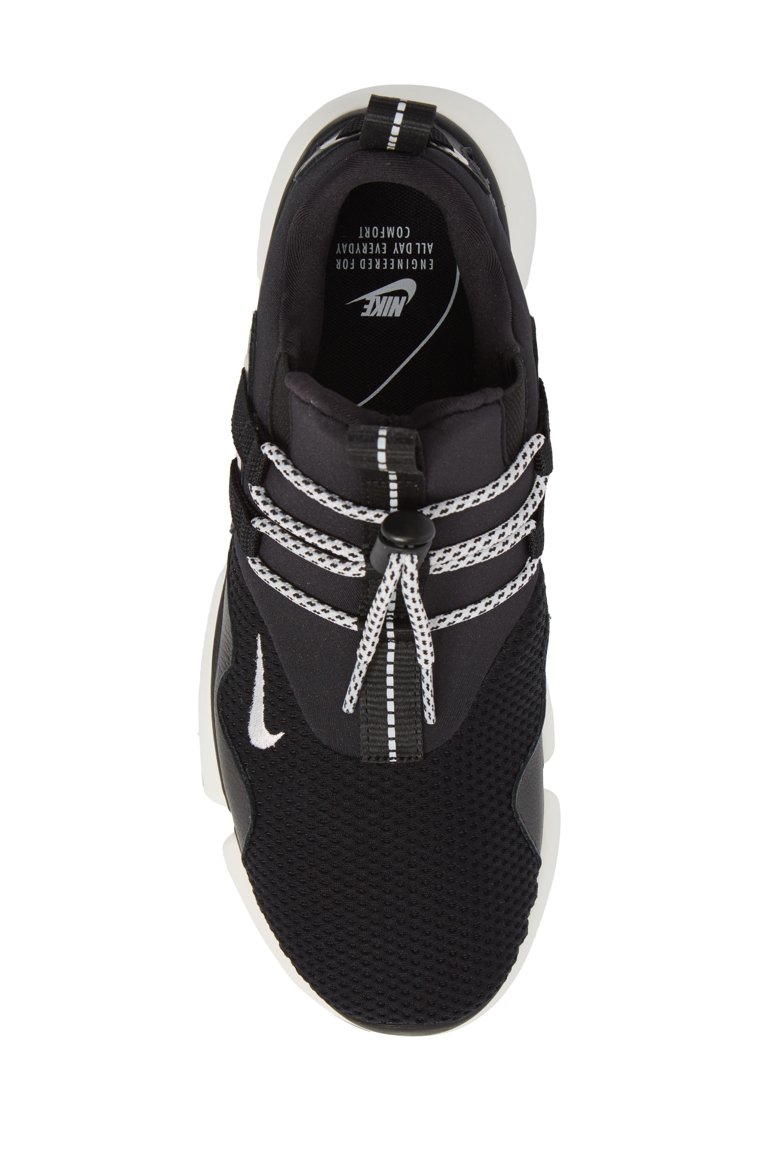 Pocket Knife DM Sneaker,                             Alternate thumbnail 5, color,                             Black/ Vast Grey/ Sail