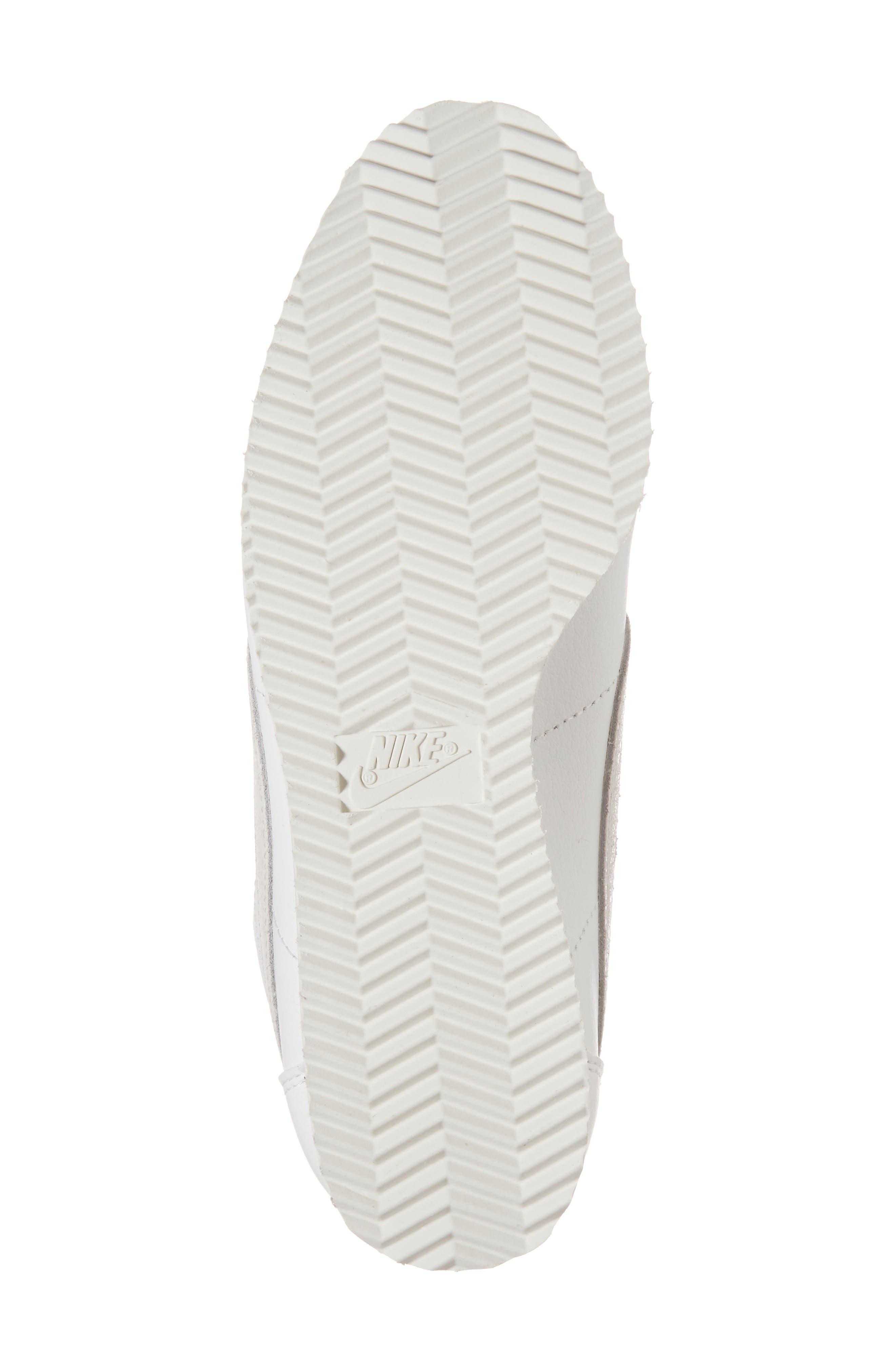 Alternate Image 6  - Nike Classic Cortez Premium Sneaker (Women)