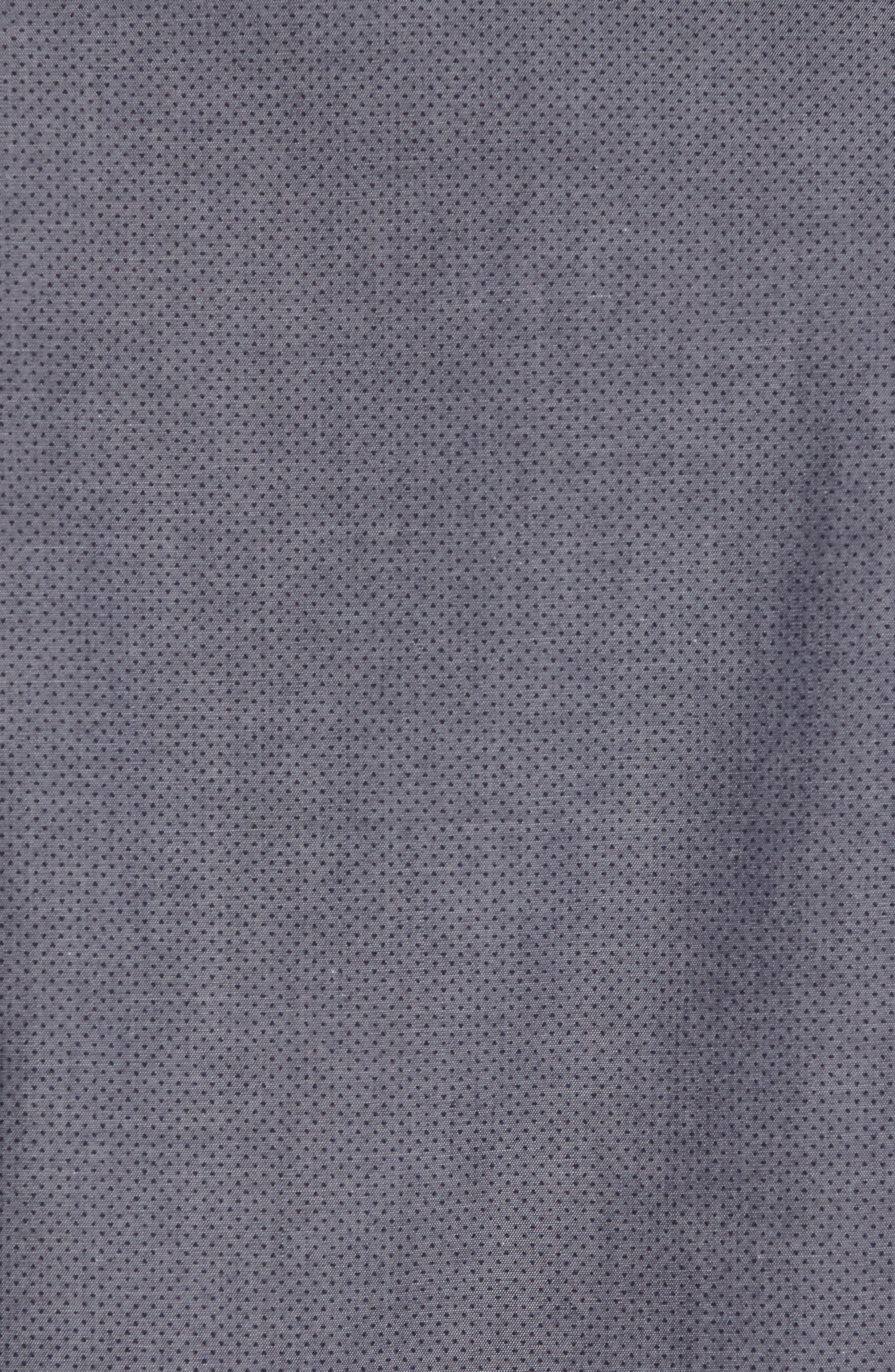 Alternate Image 5  - Calibrate Slim Fit Solid Sport Shirt