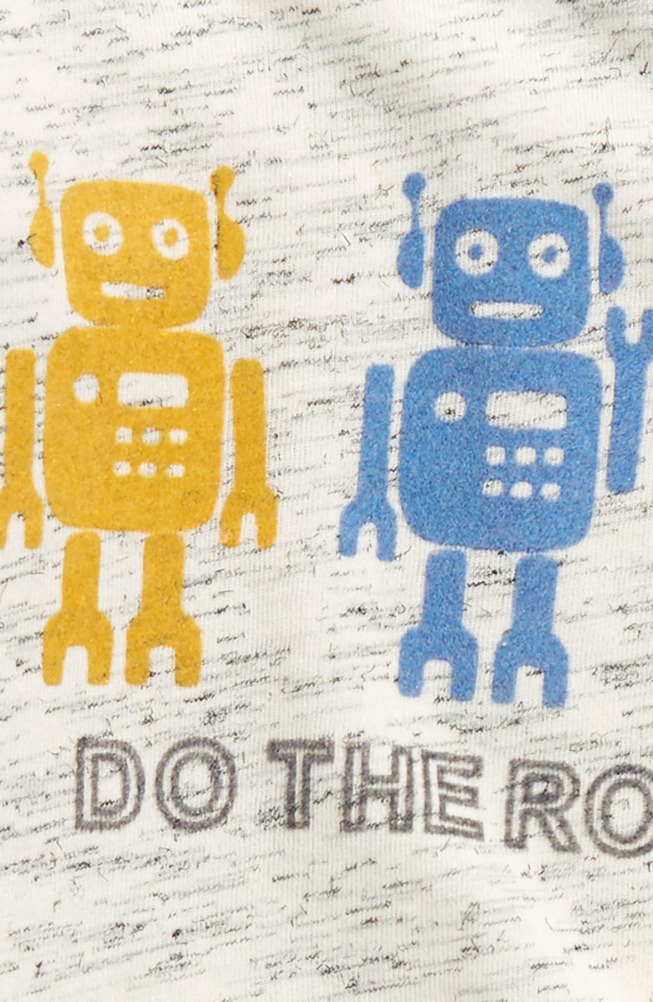 Alternate Image 2  - Tucker + Tate Robot T-Shirt (Baby Boys)