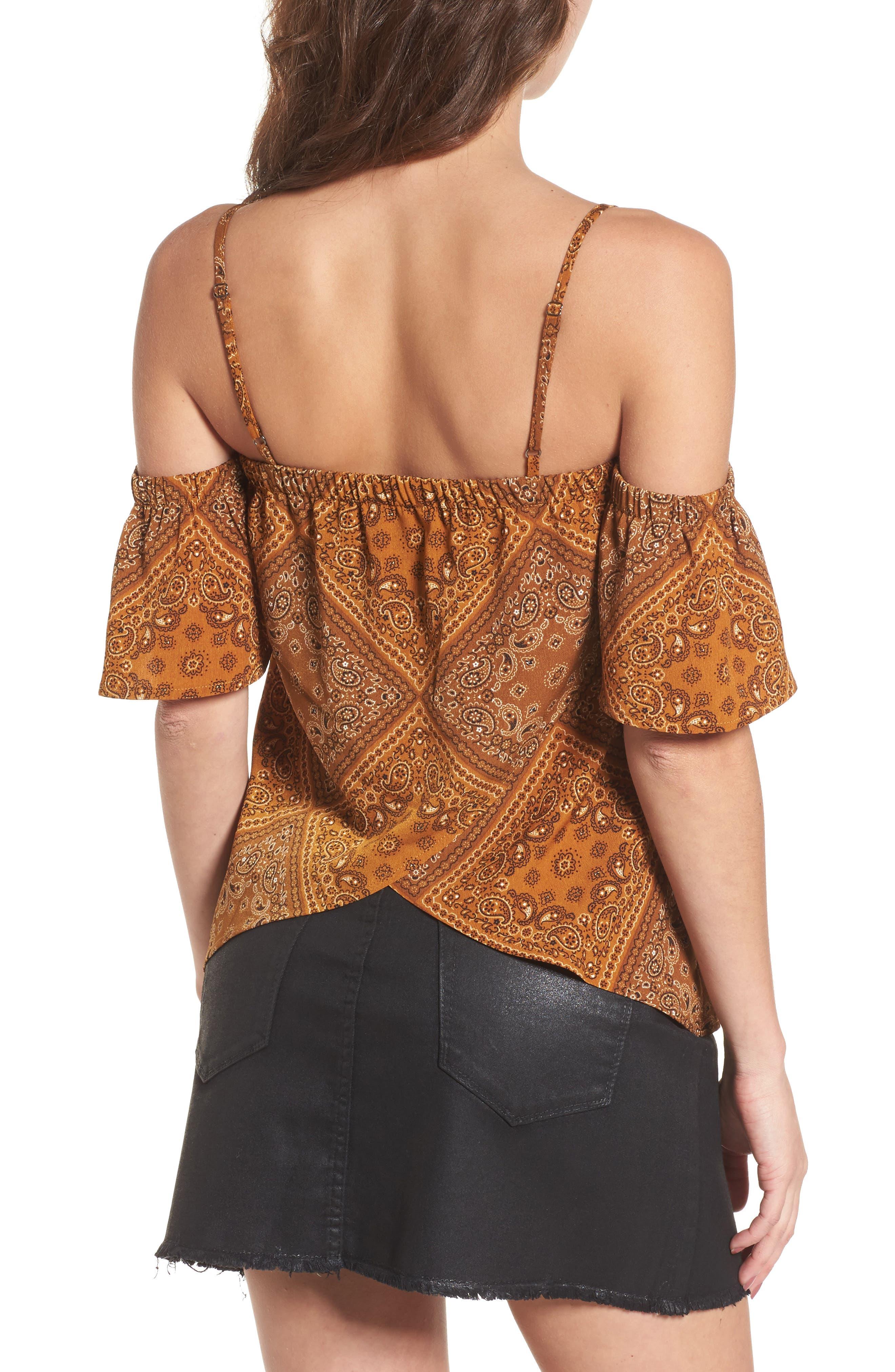 Alternate Image 2  - Lira Clothing Zeze Top