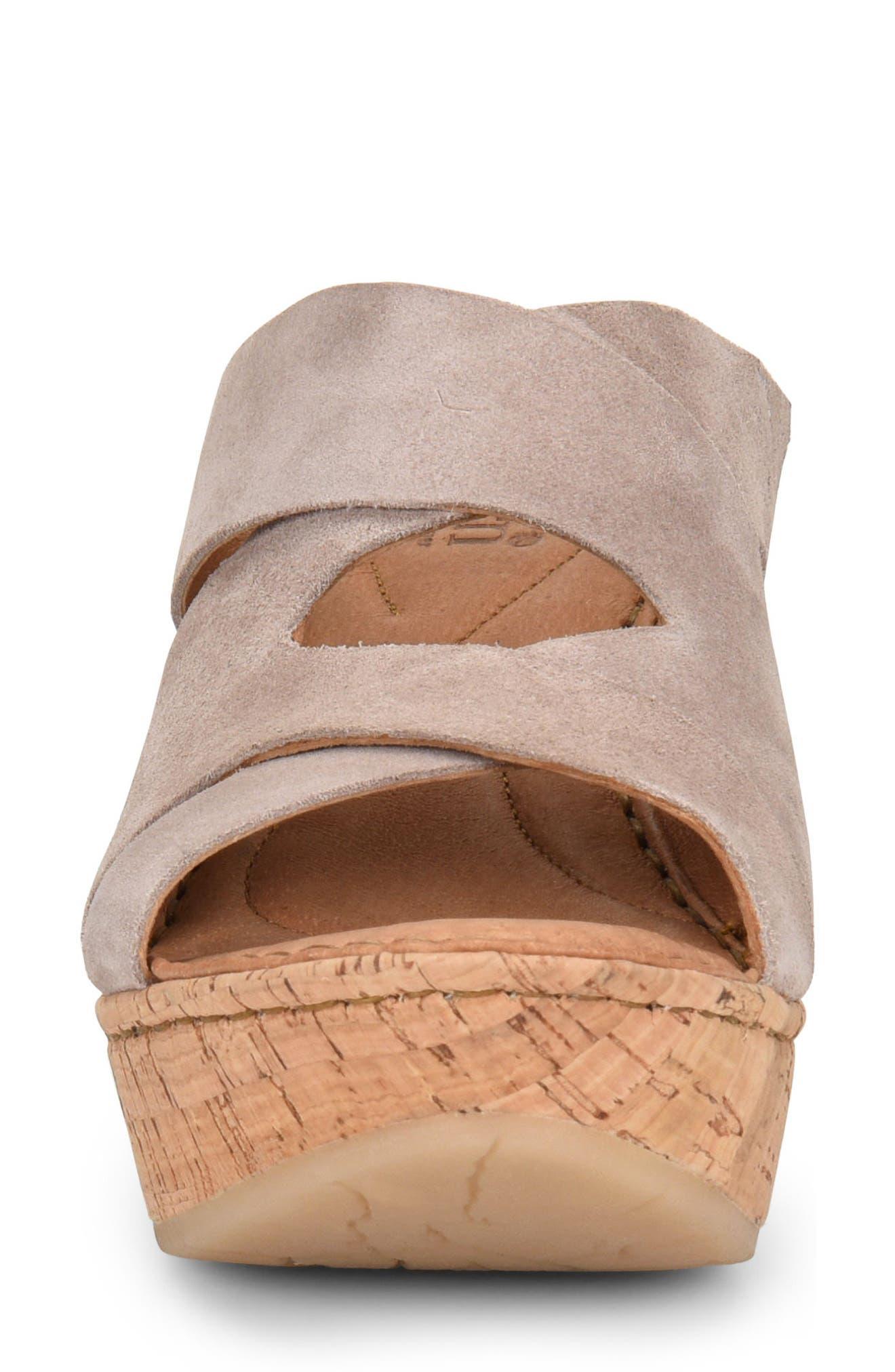 Alternate Image 4  - Børn Padron Wedge Sandal (Women)