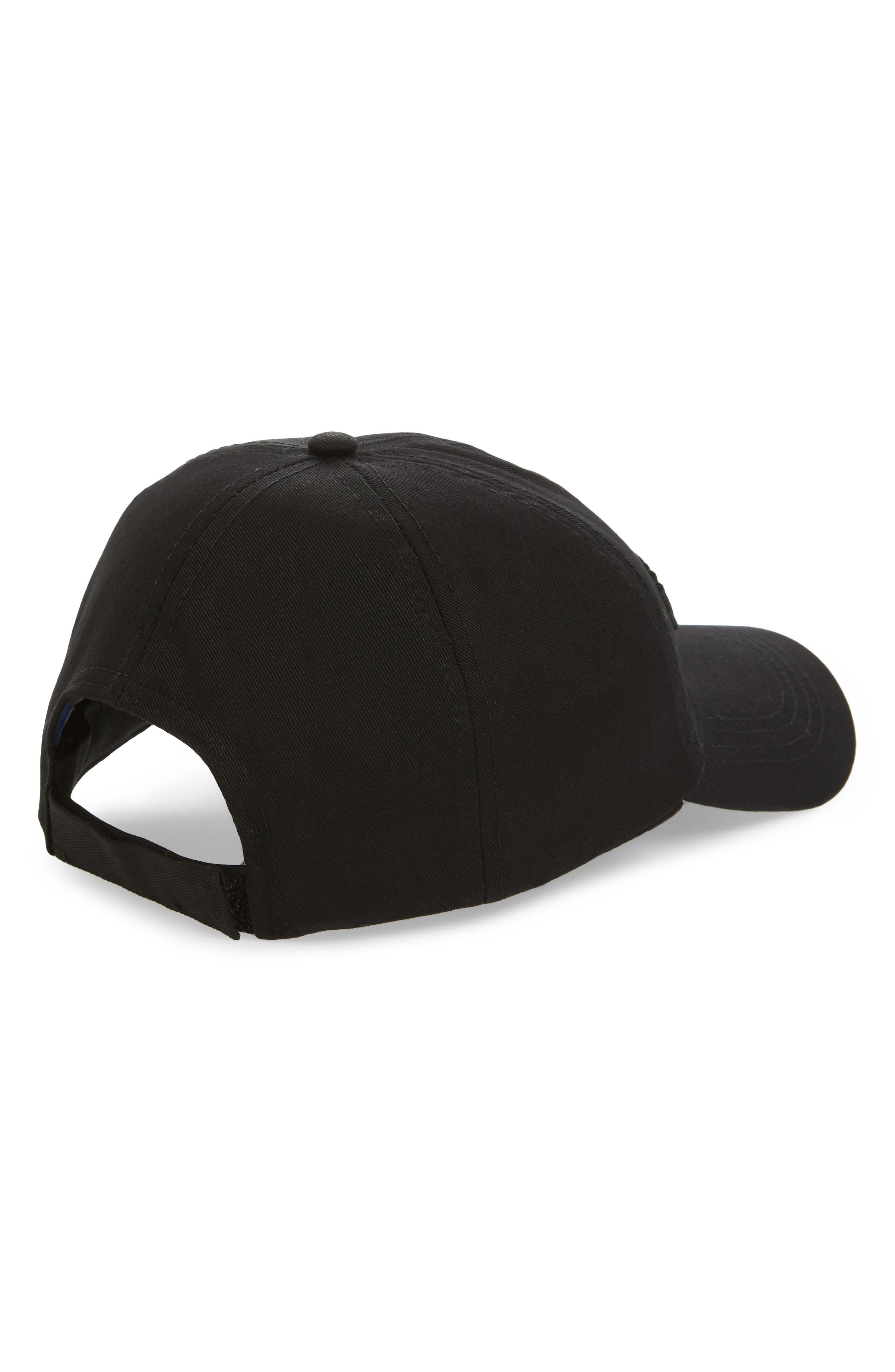 Embroidered Ball Cap,                             Alternate thumbnail 2, color,                             West Coast