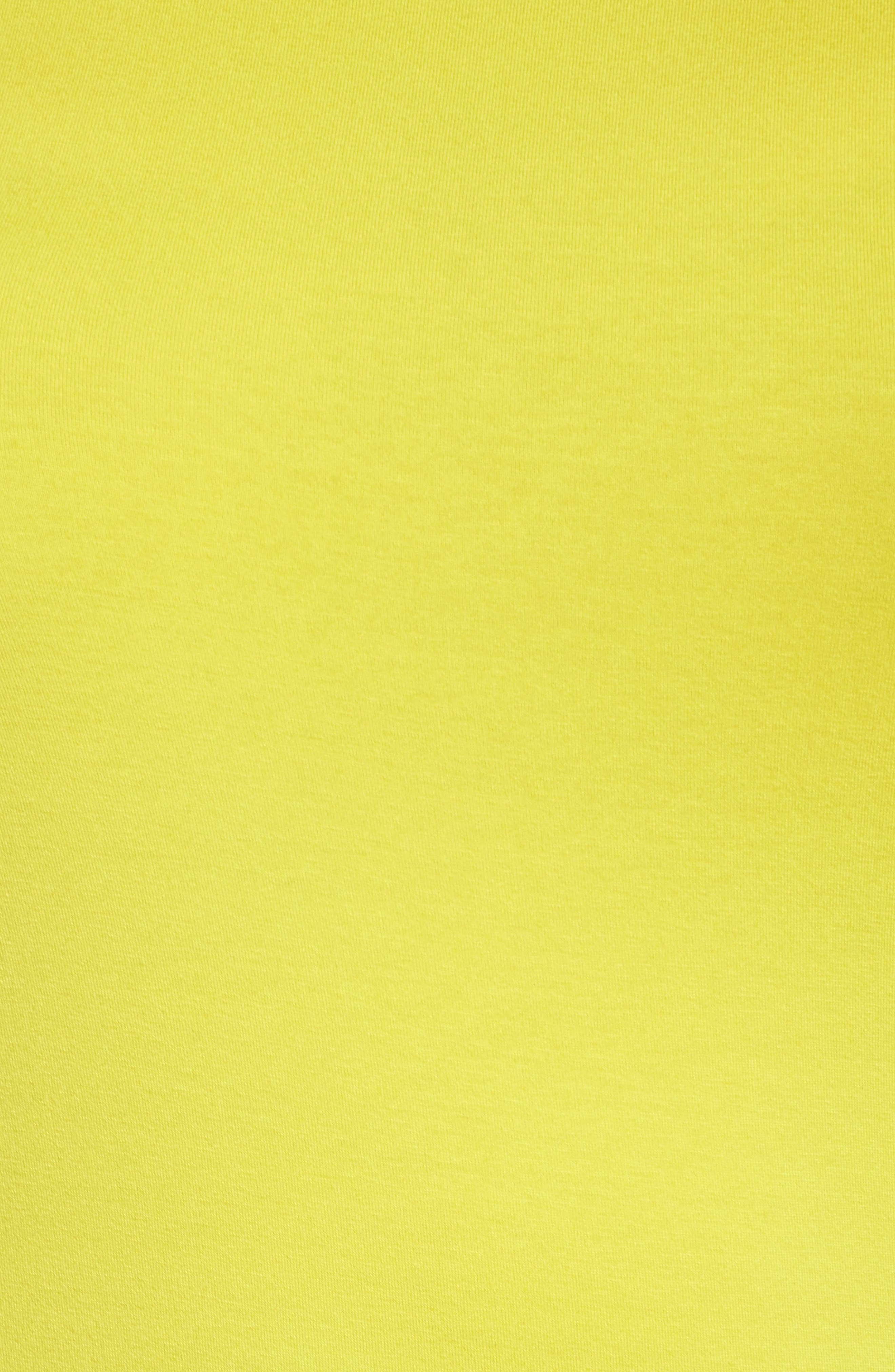 Alternate Image 5  - Vince Camuto Drawstring Sleeve Top (Plus Size)