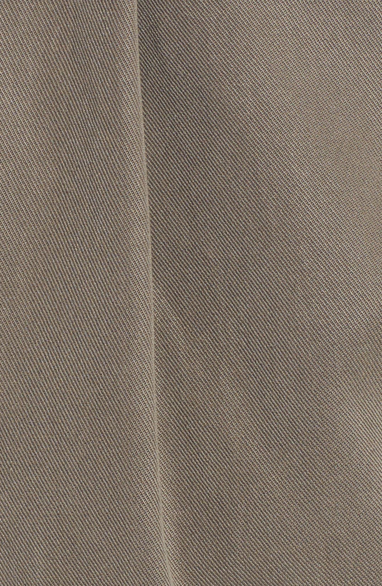Alternate Image 5  - PAIGE Claudette Tie Hem Shorts