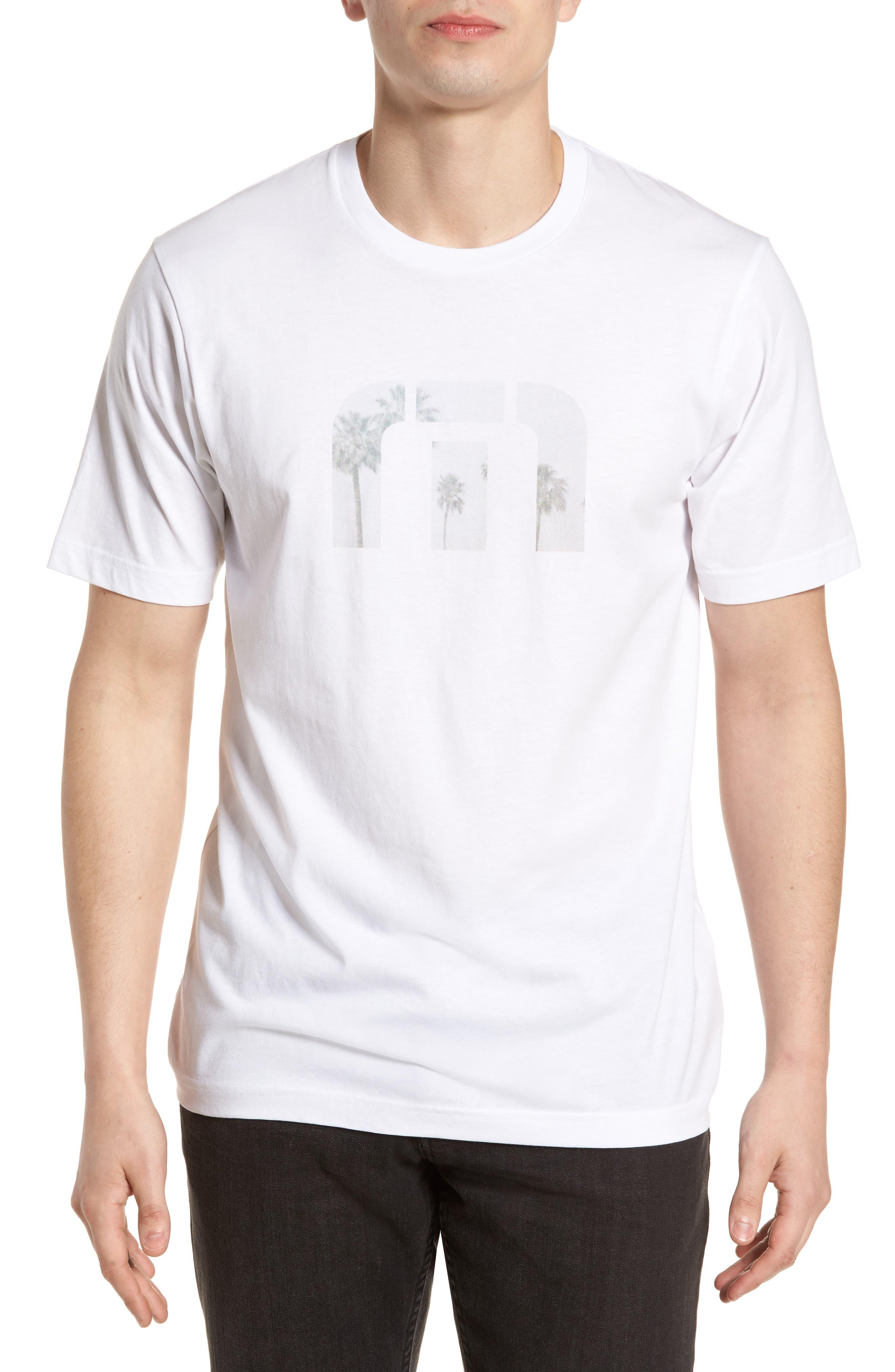 Travis Mathew Windy Vibes Graphic T-Shirt