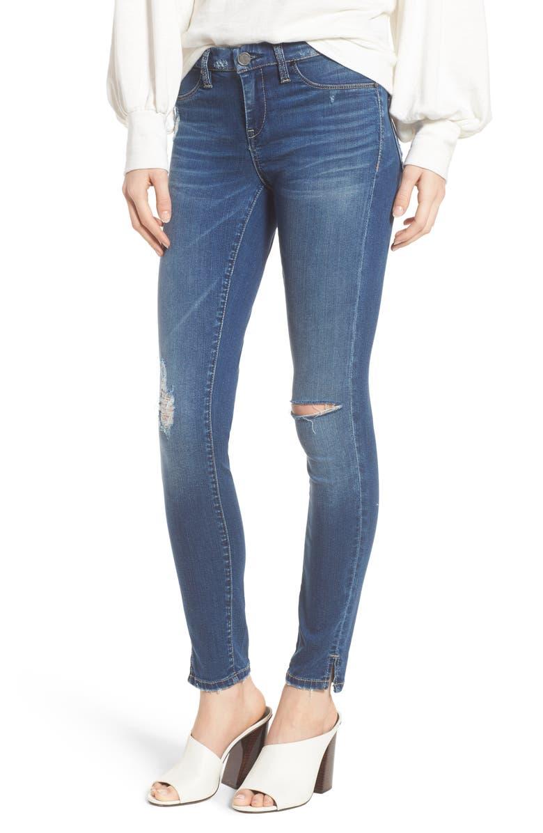 Celining Breaker Skinny Jeans