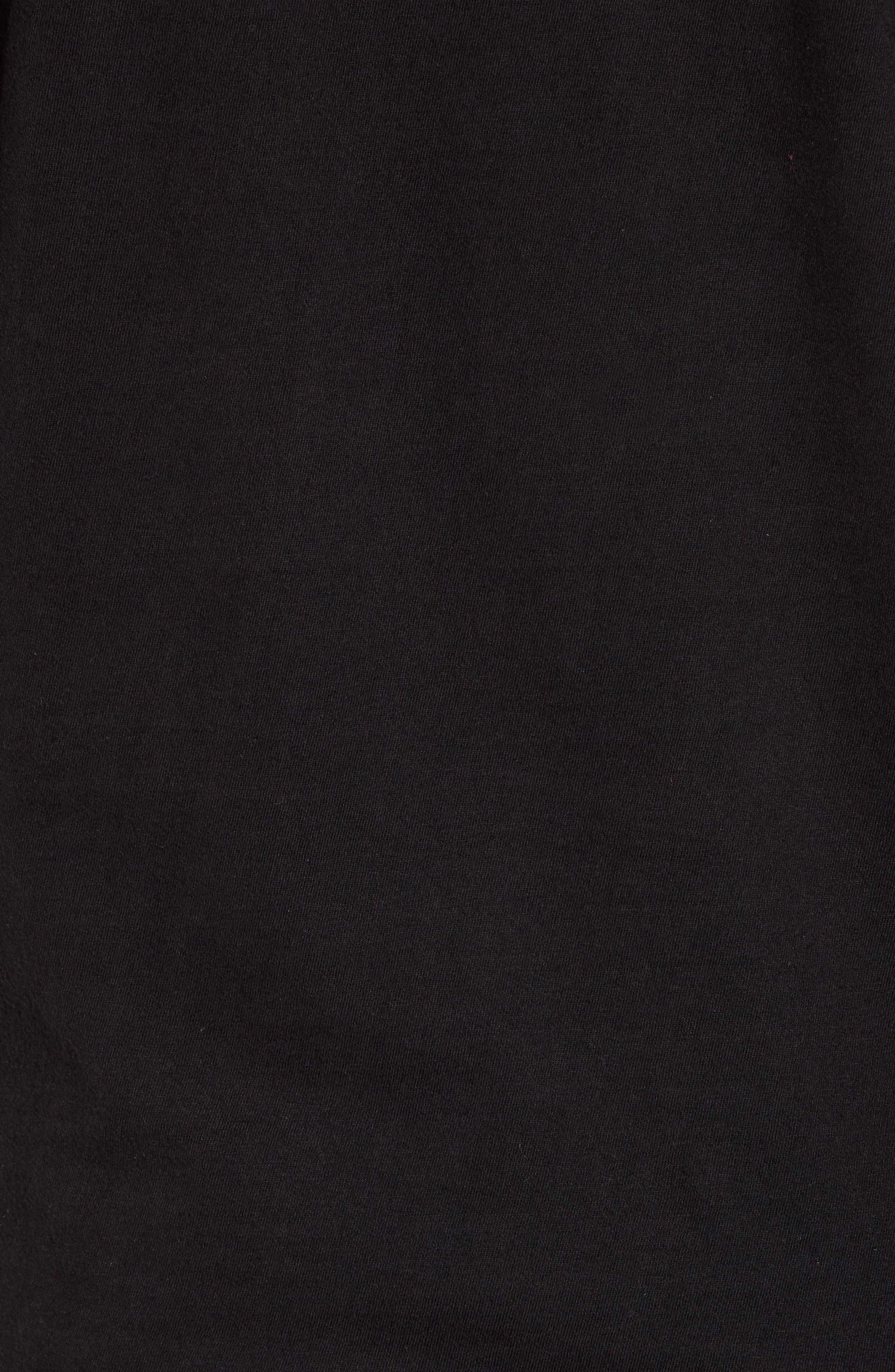 Gresham Chicago Blackhawks T-Shirt,                             Alternate thumbnail 5, color,                             Black
