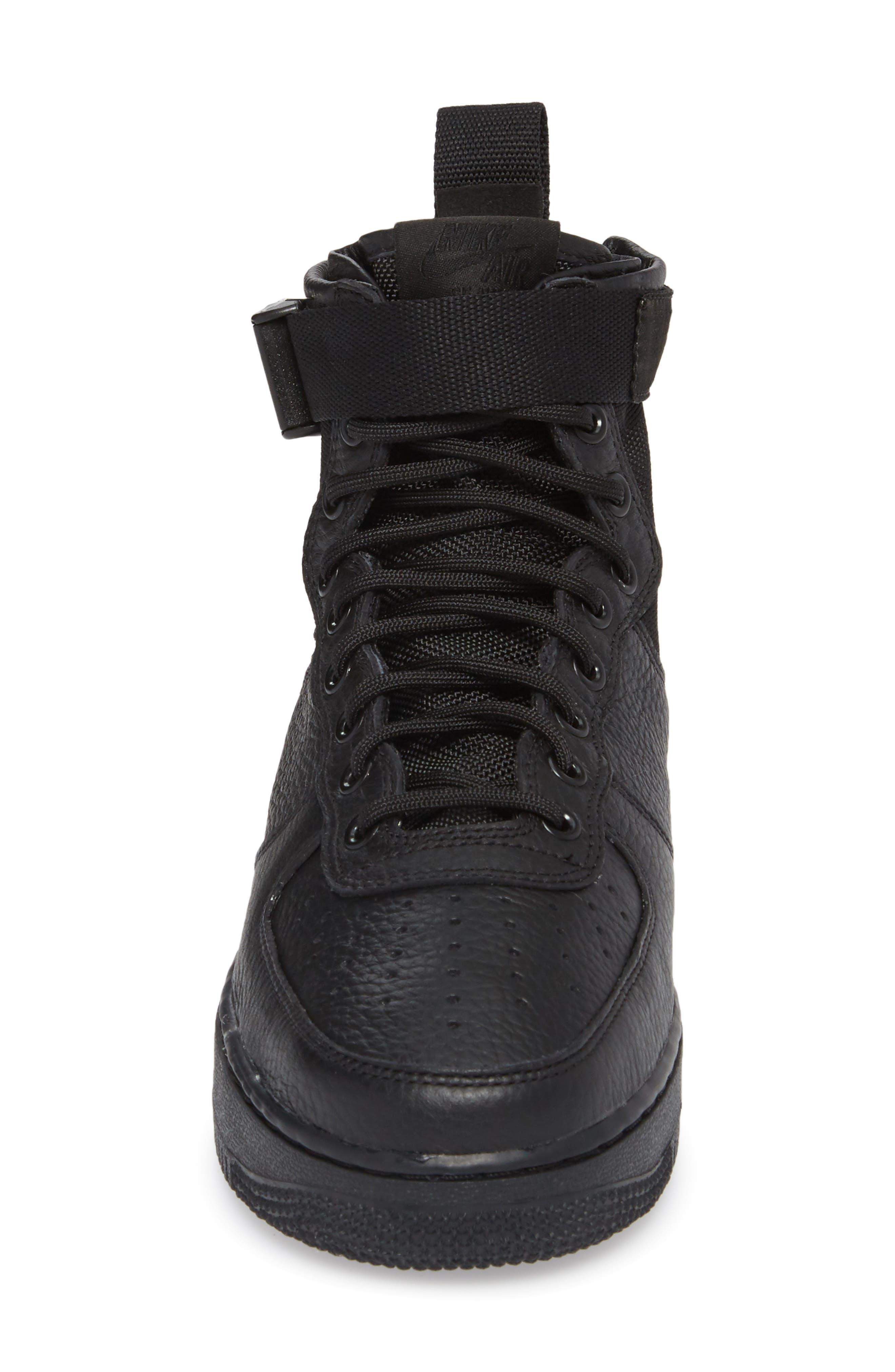 Alternate Image 4  - Nike SF Air Force 1 Mid Sneaker (Men)