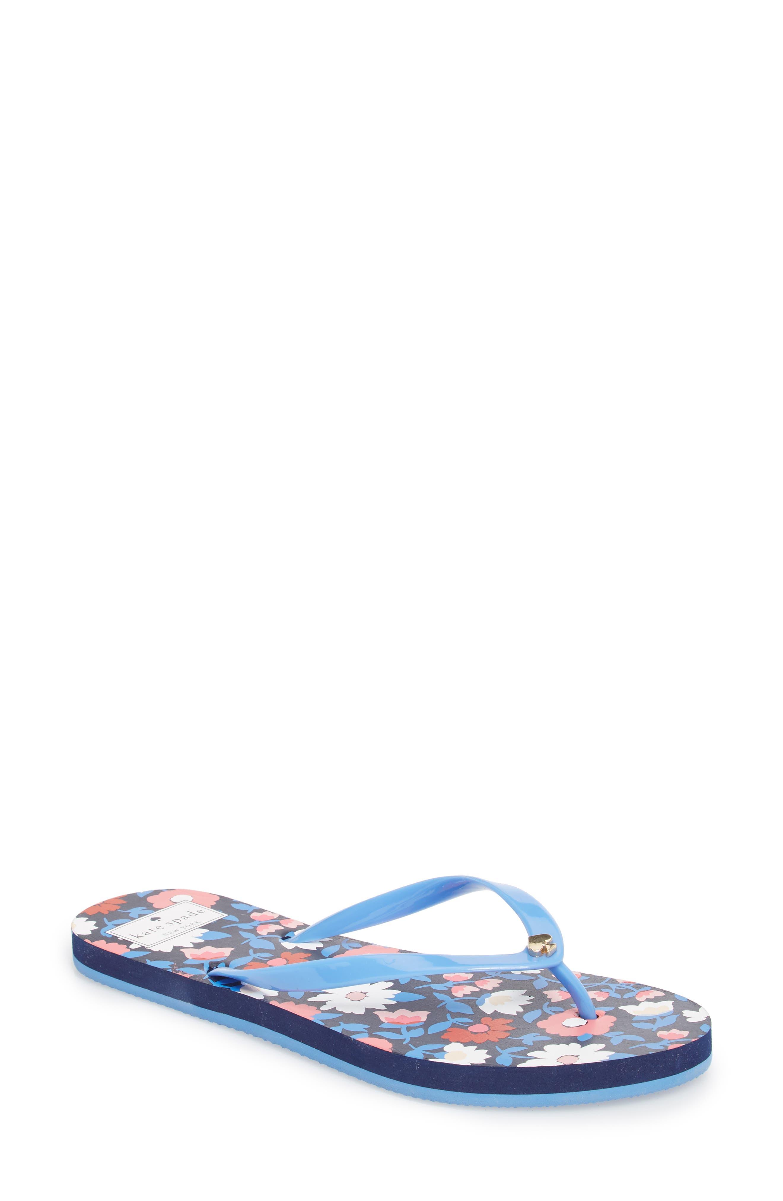 Main Image - kate spade new york 'nassau' flip flop (Women)