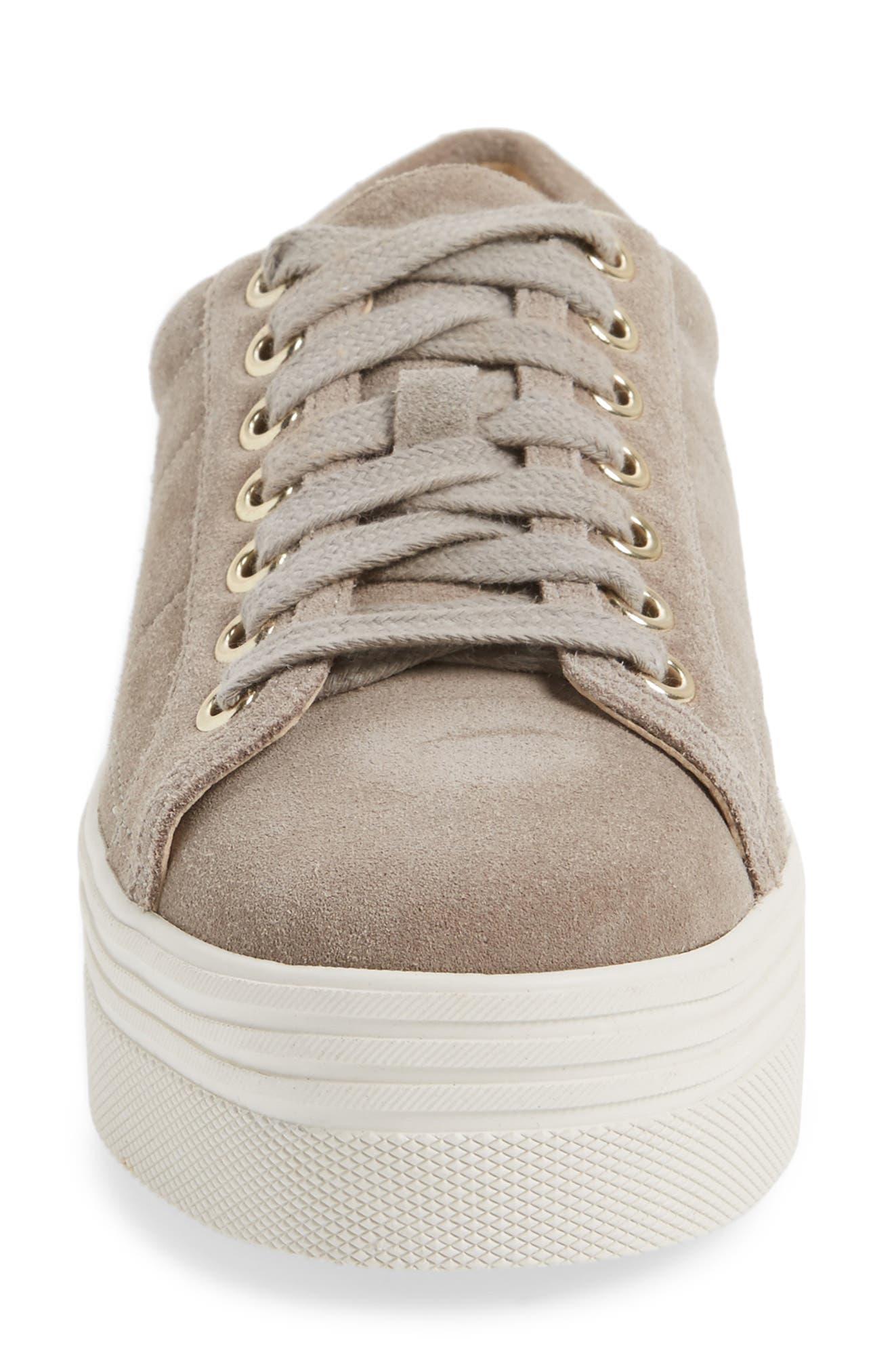 Alternate Image 4  - Marc Fisher LTD Emmy Platform Sneaker (Women)
