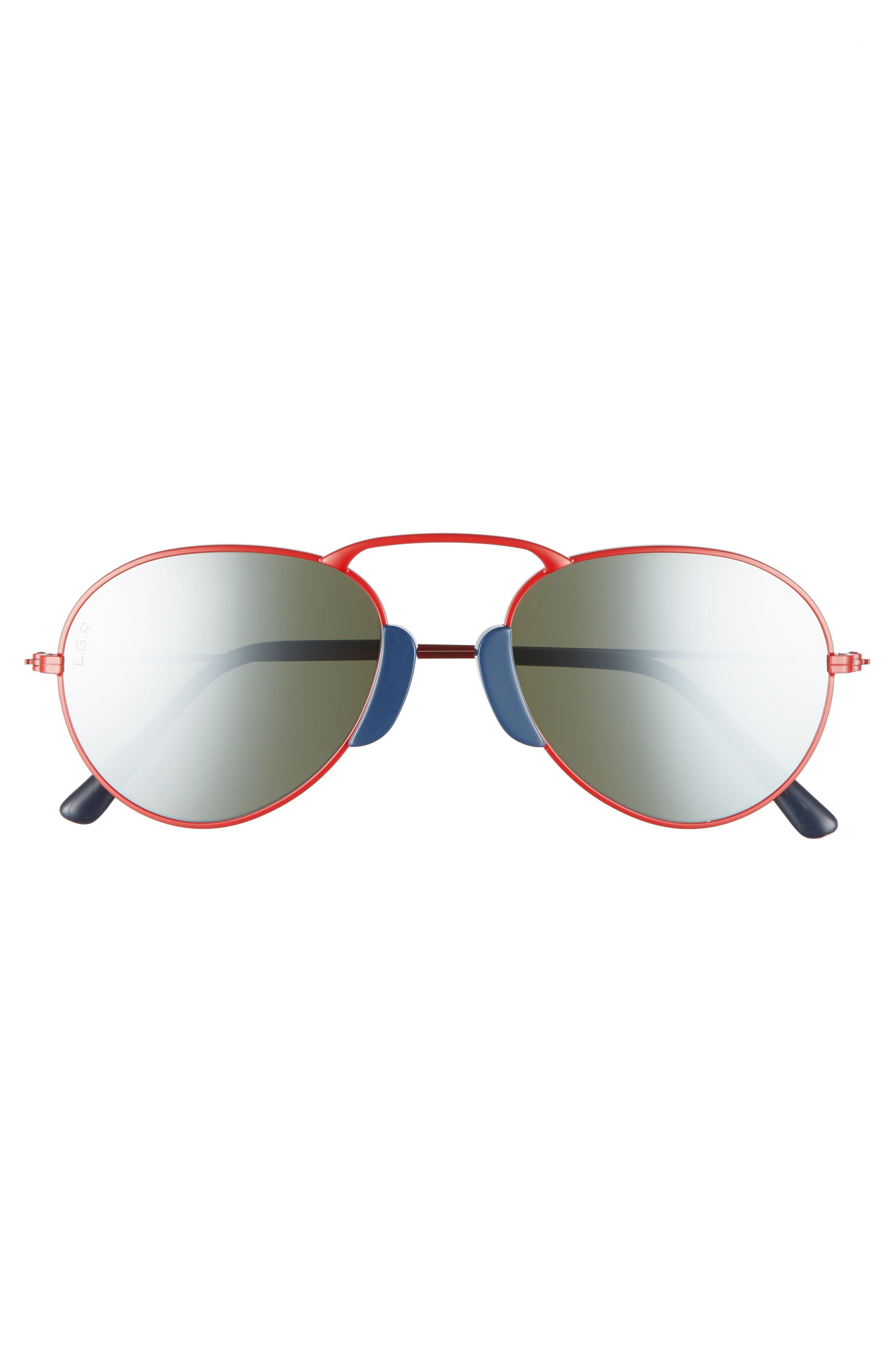Alternate Image 2  - L.G.R Agadir 54mm Sunglasses