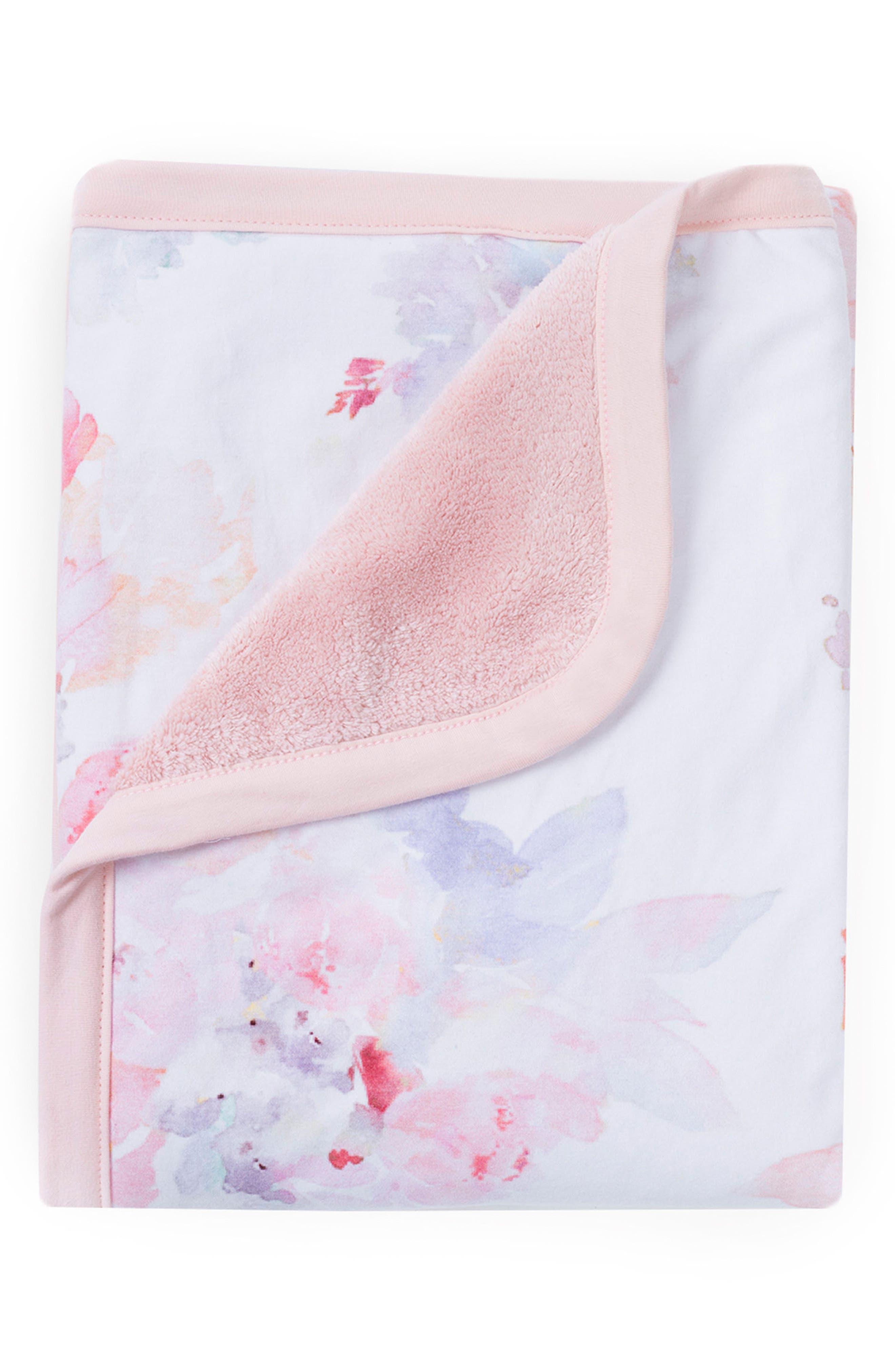 Prim Cuddle Blanket & Star Pillow Set,                             Alternate thumbnail 3, color,                             Prim