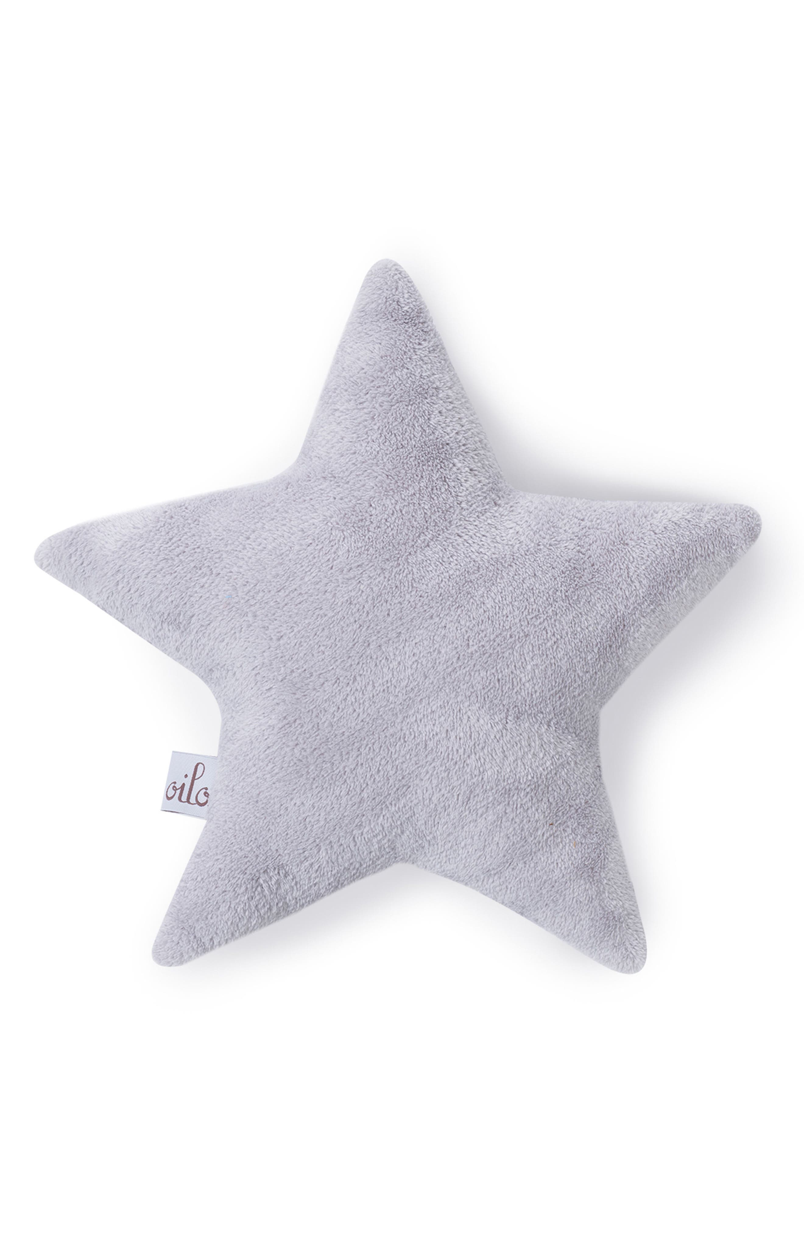 Alternate Image 2  - Oilo Fawn Cuddle Blanket & Star Pillow Set