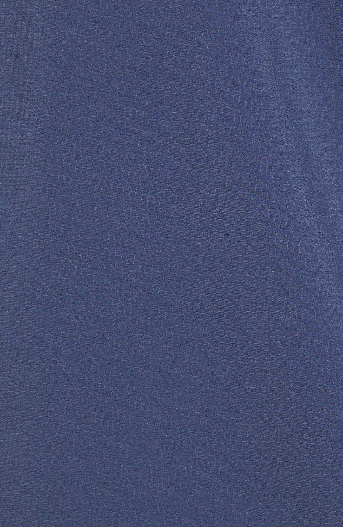 Stretch Rainshadow Jacket,                             Alternate thumbnail 5, color,                             Dolomite Blue