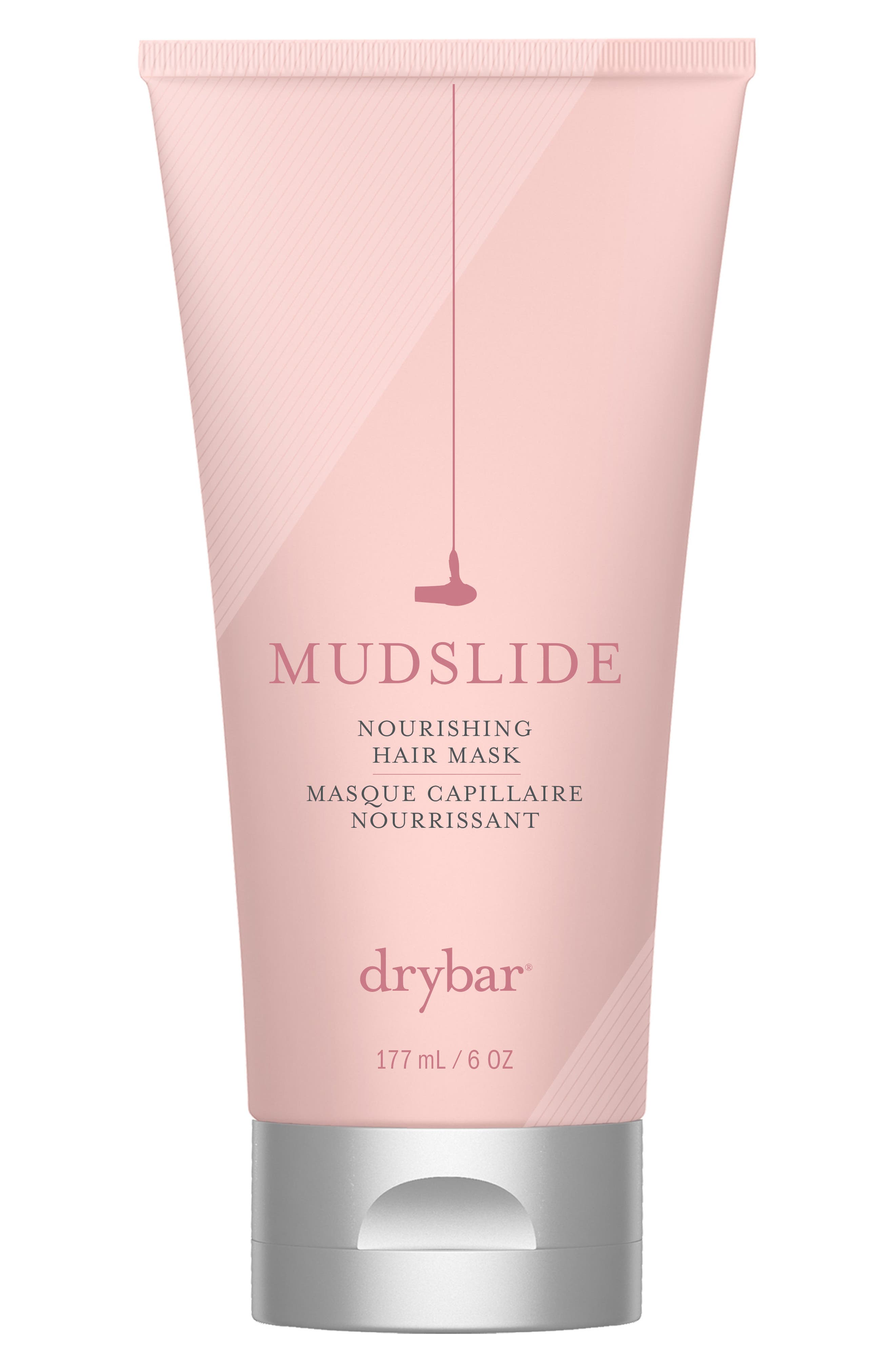Mudslide Nourishing Hair Mask,                             Main thumbnail 1, color,                             No Color