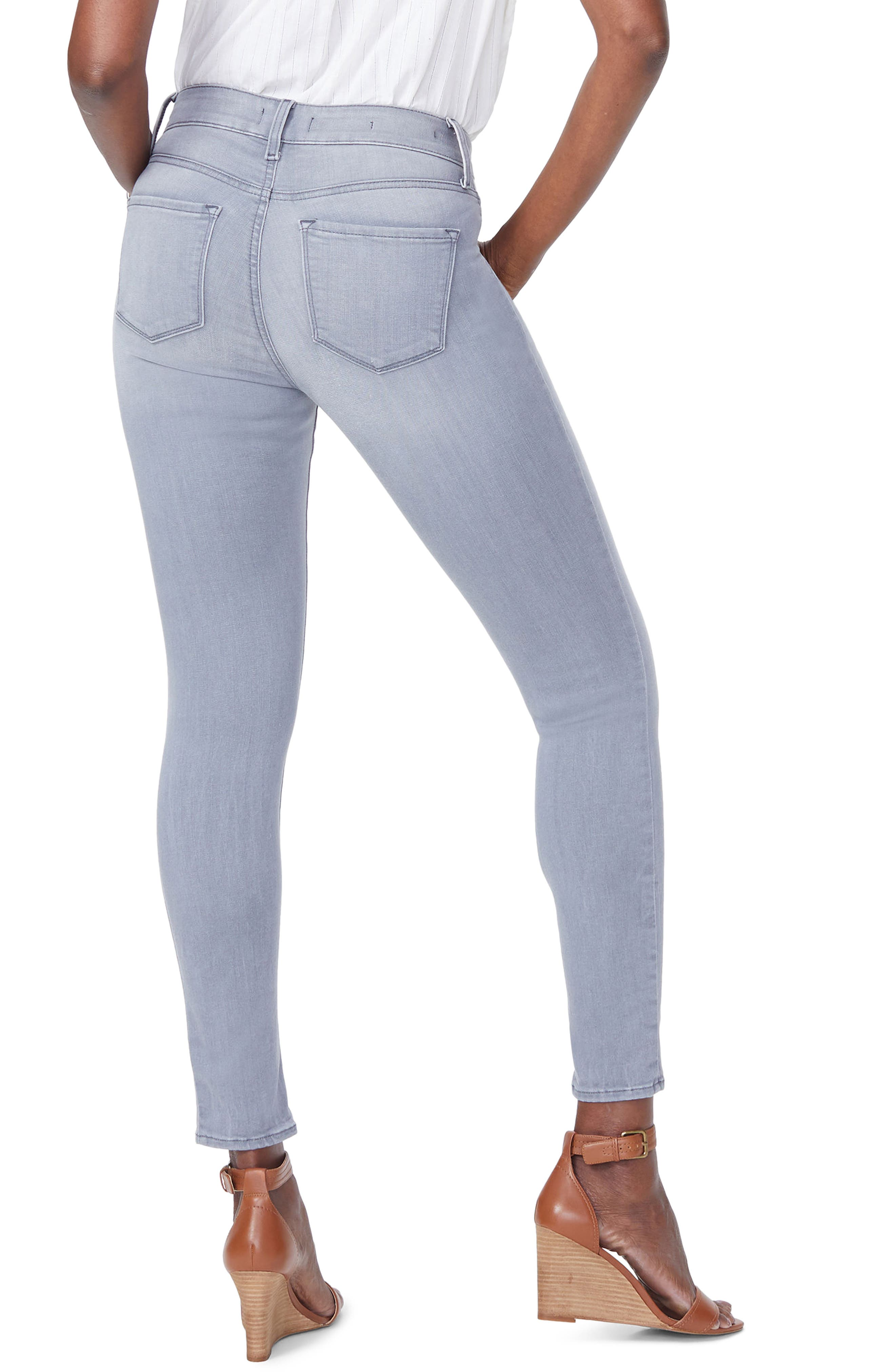 Ami Skinny Jeans,                             Alternate thumbnail 2, color,                             Carbon Beach