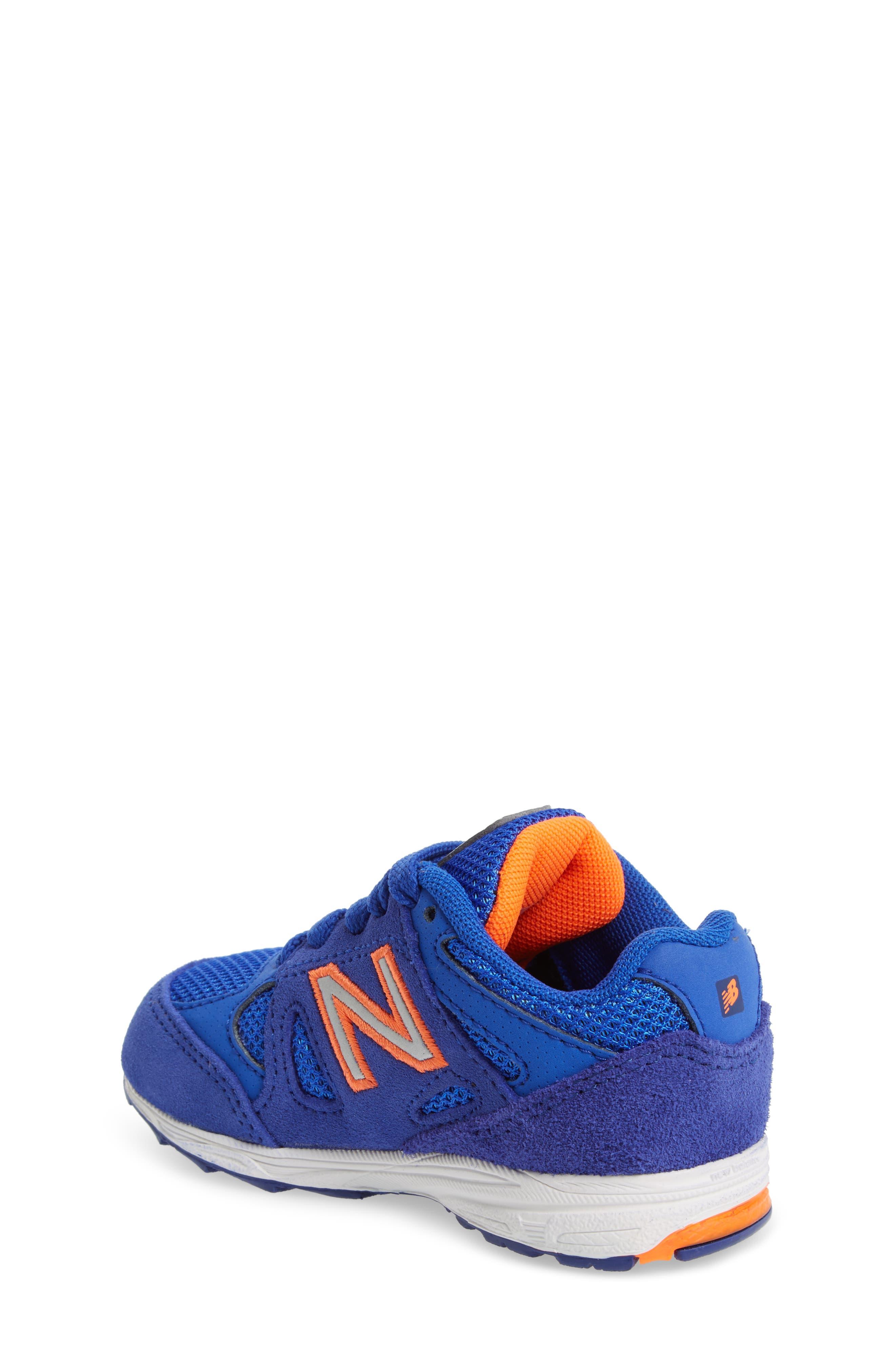 888 Sneaker,                             Alternate thumbnail 2, color,                             Pacific