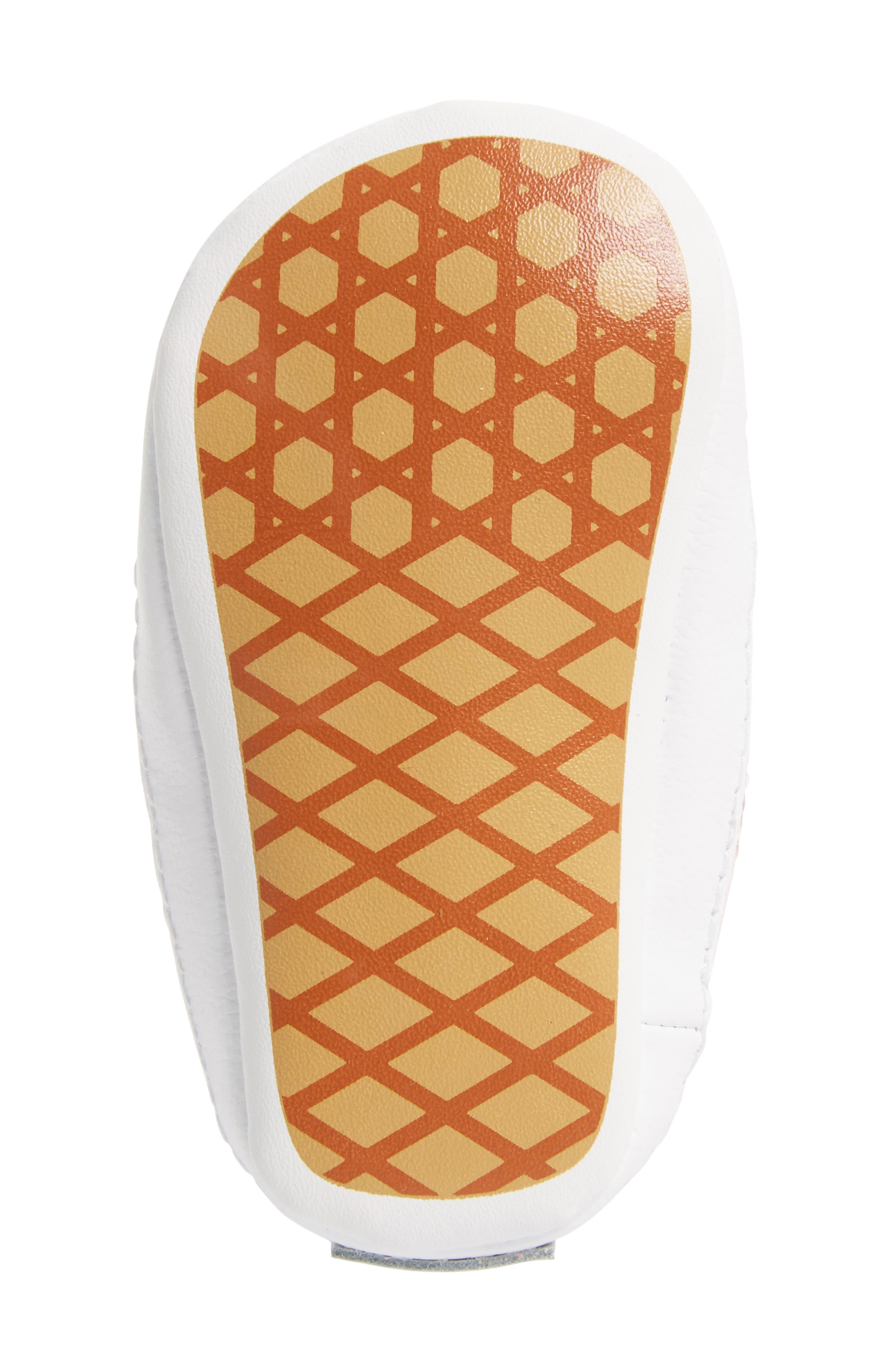 Alternate Image 6  - Vans SK8-Hi Crib Sneaker (Baby)