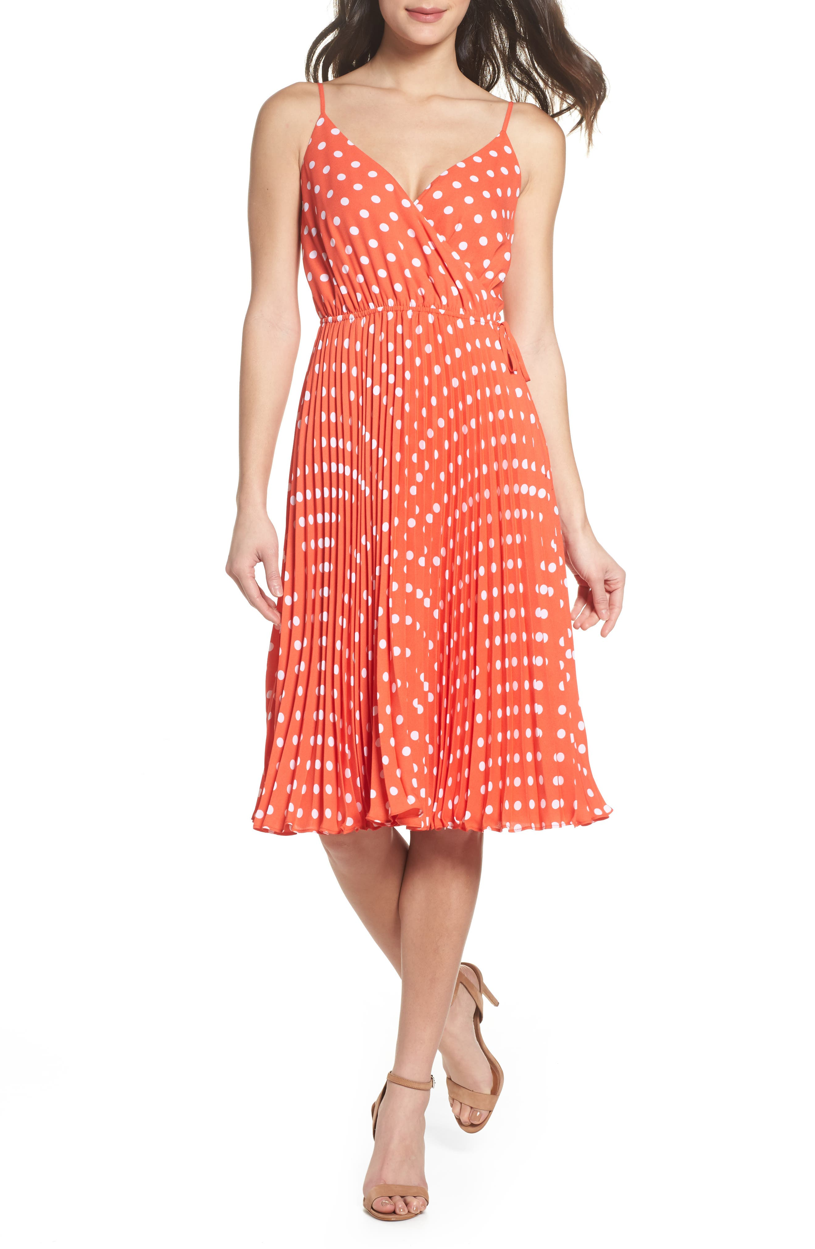 Main Image - Ali & Jay Lily Pond Sundress (Nordstrom Exclusive)