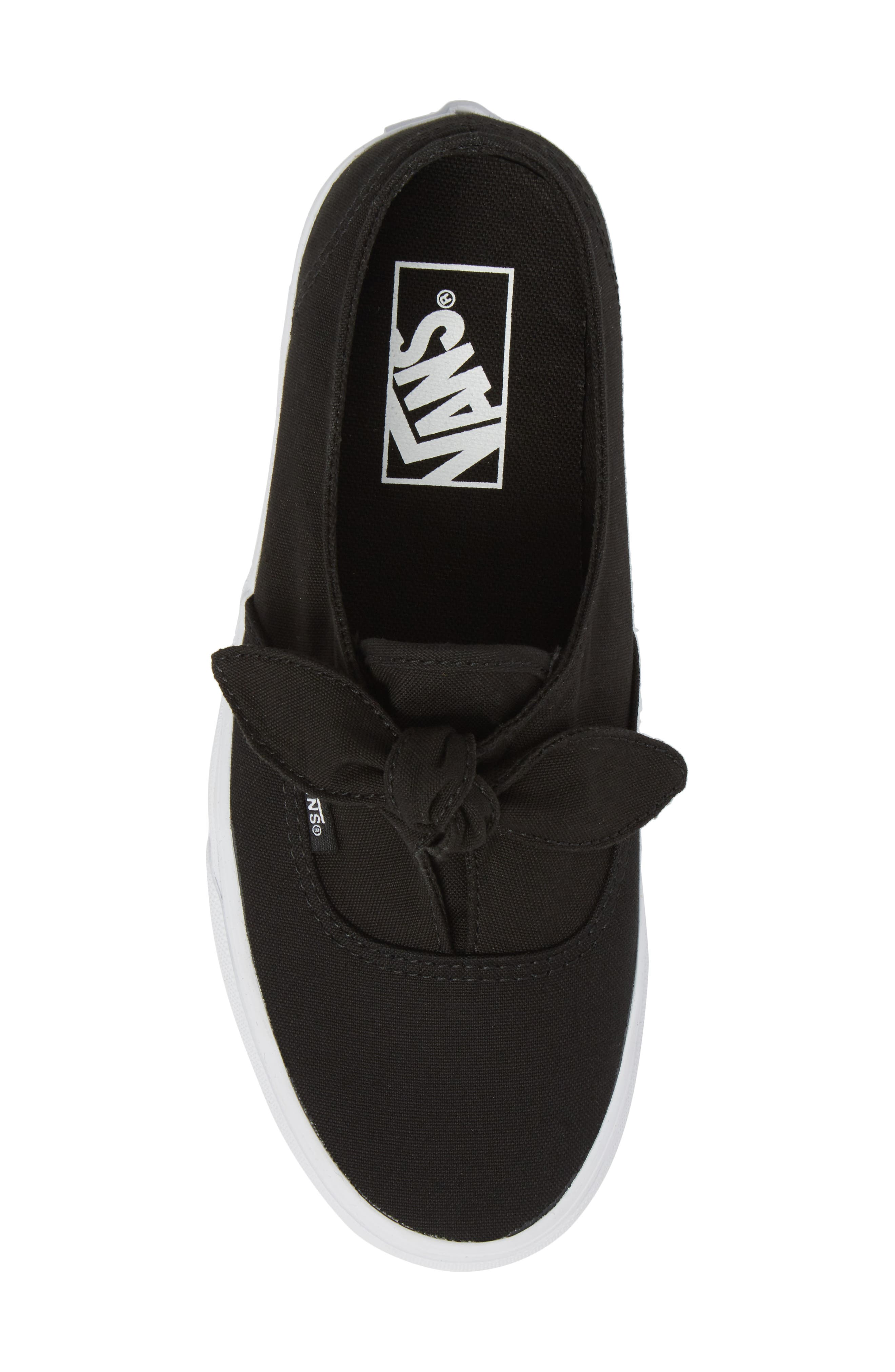Alternate Image 5  - Vans UA Authentic Knotted Slip-On Sneaker (Women)