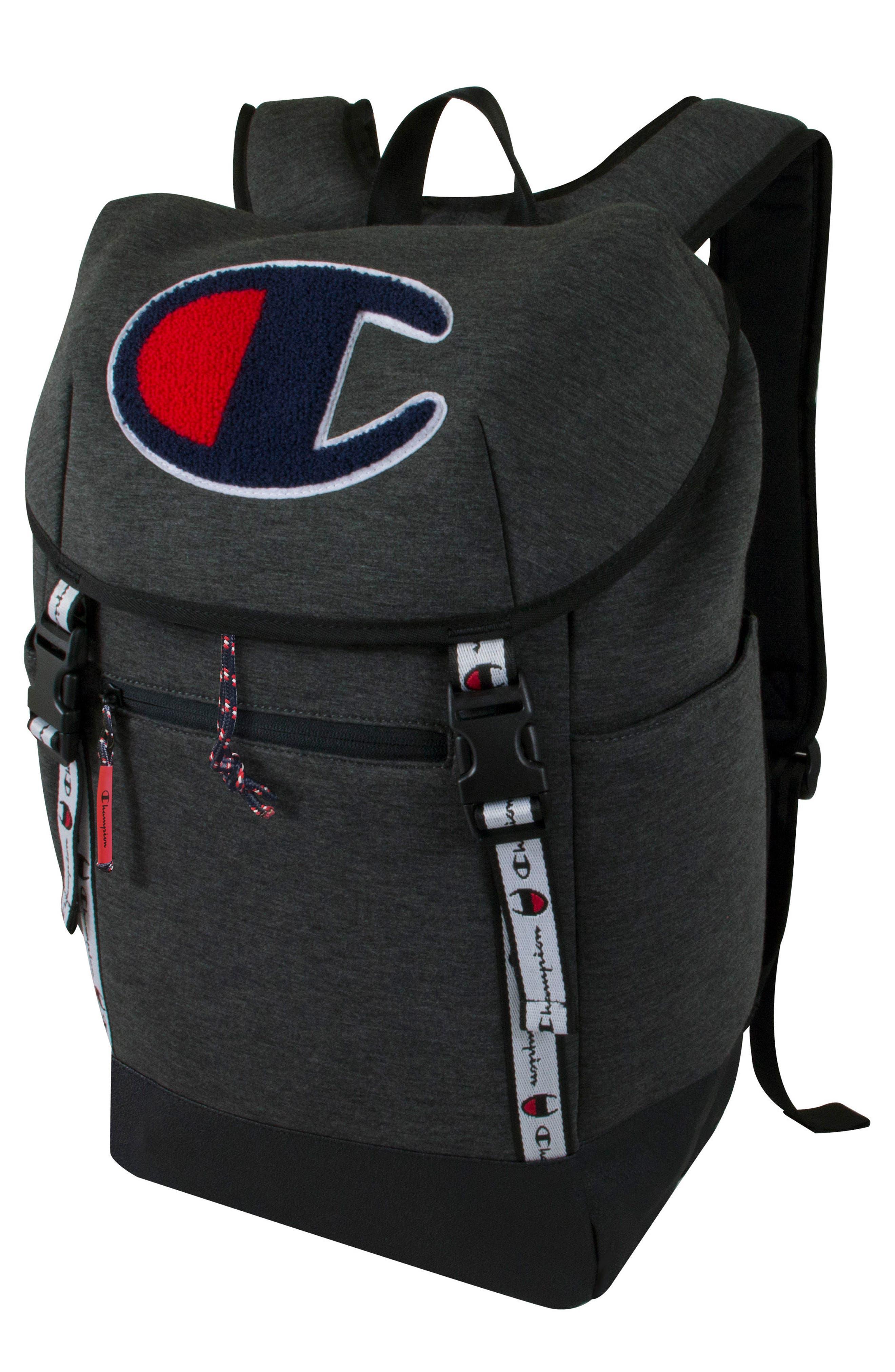 Top Load Backpack,                             Main thumbnail 1, color,                             Granite Heather