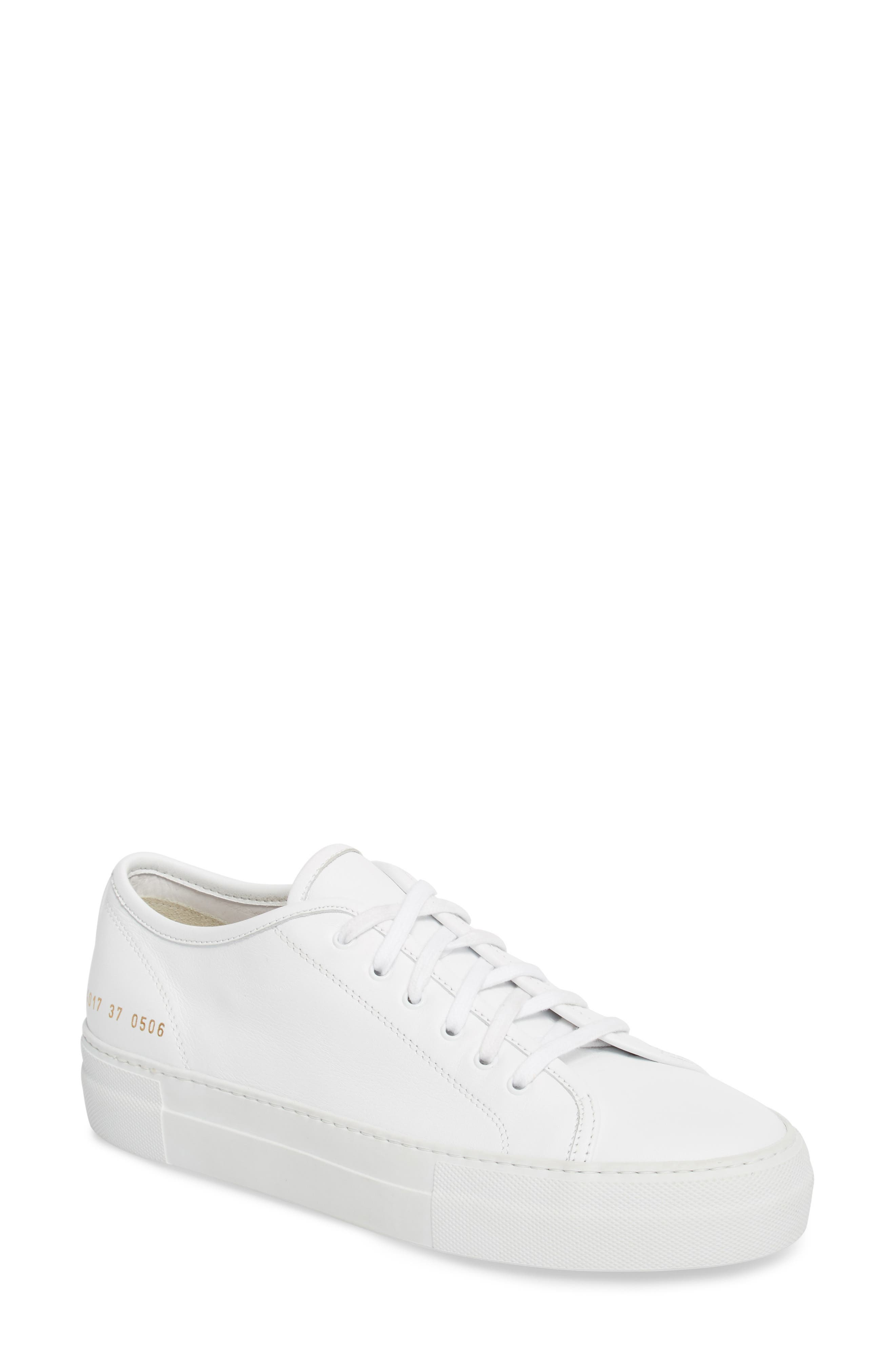 Common Projects Tournament Low Top Sneaker (Women)