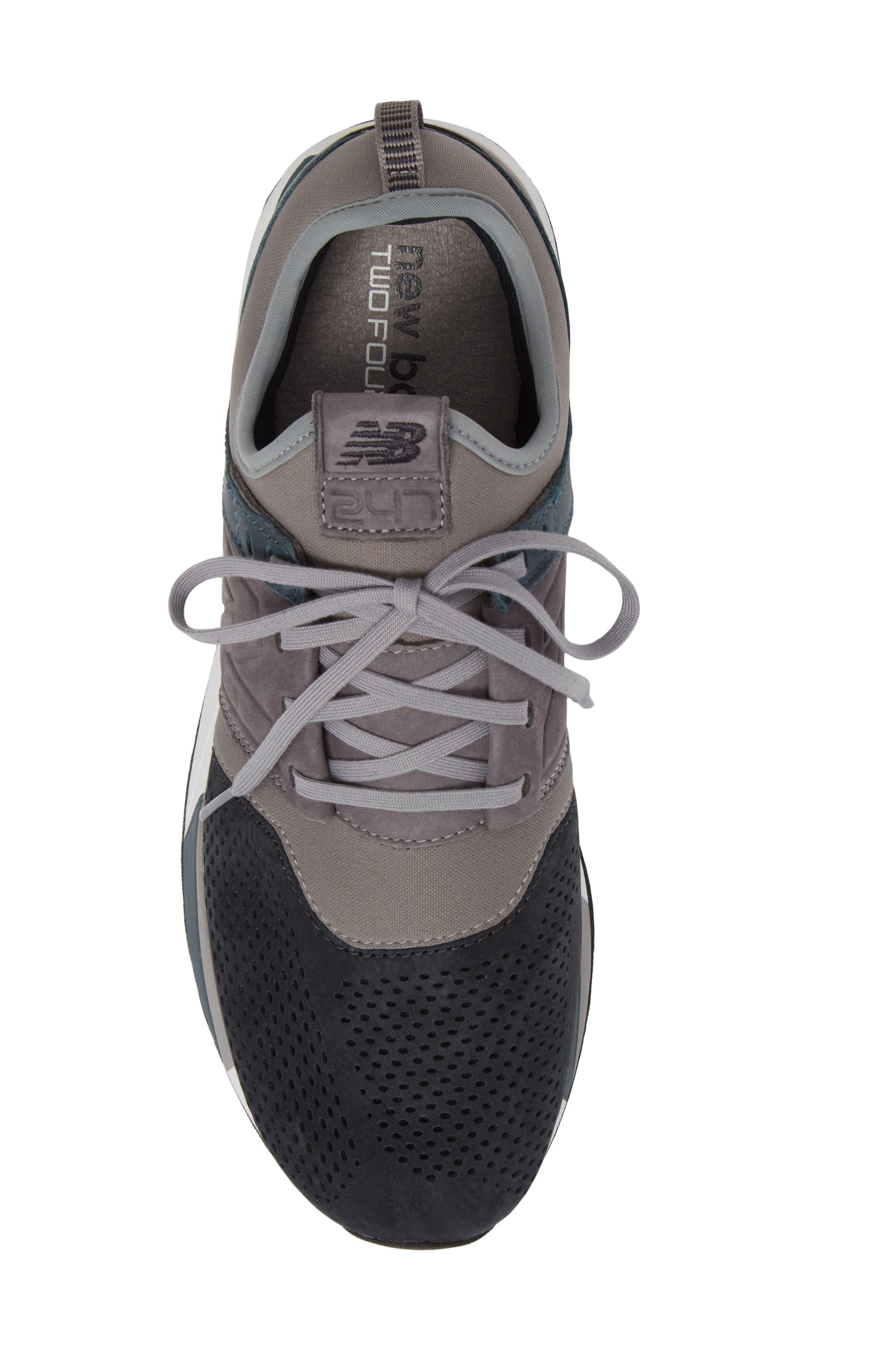 Alternate Image 5  - New Balance 274 Luxe Sneaker (Men)