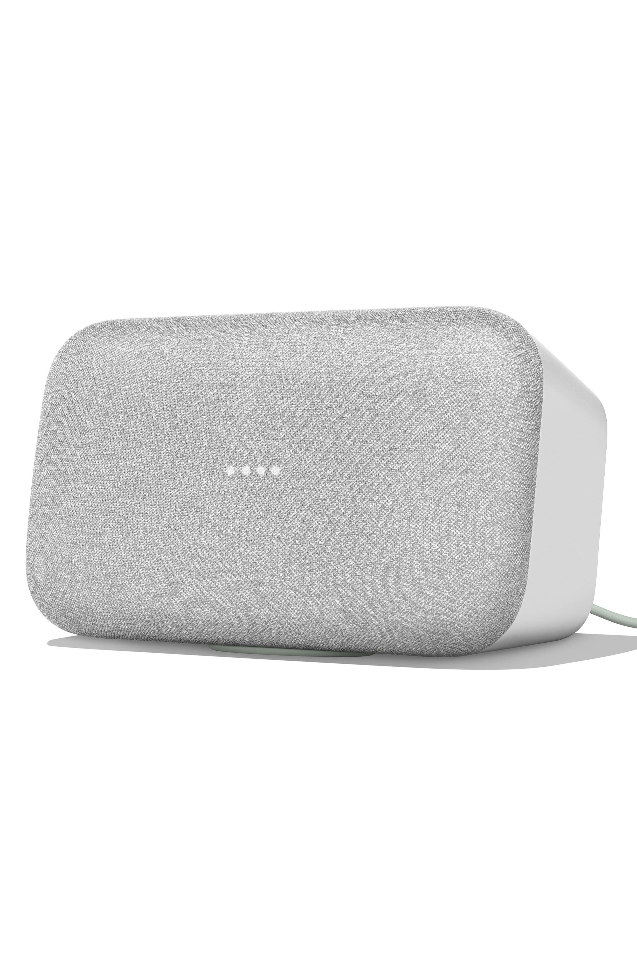 Home Max Wireless Speaker,                             Main thumbnail 1, color,                             Chalk