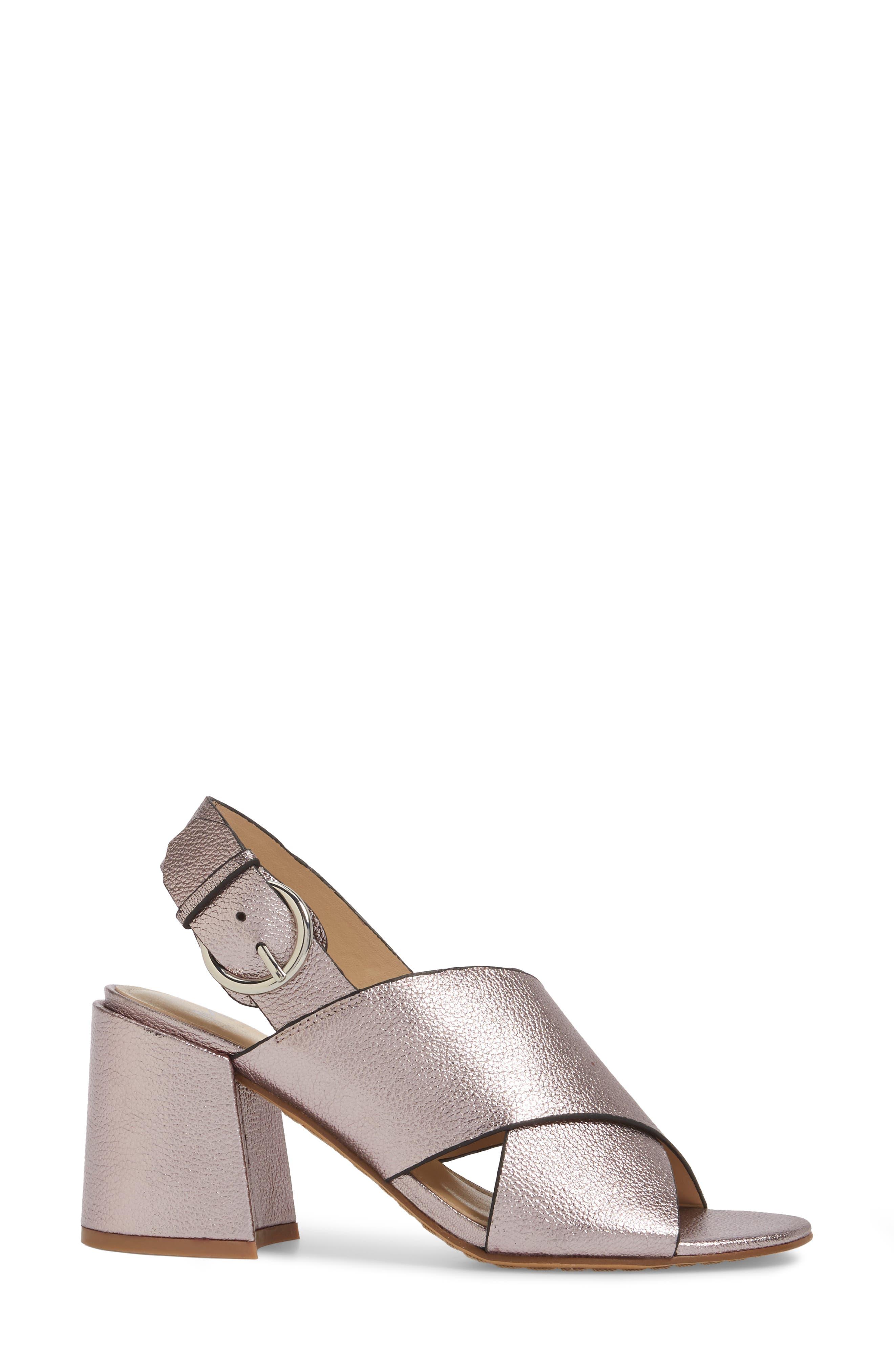 Alternate Image 3  - Marc Fisher LTD Hocie Slingback Sandal (Women)