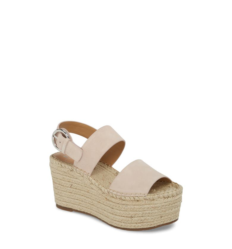 Main Image - Marc Fisher LTD Renni Espadrille Platform Wedge Sandal (Women)