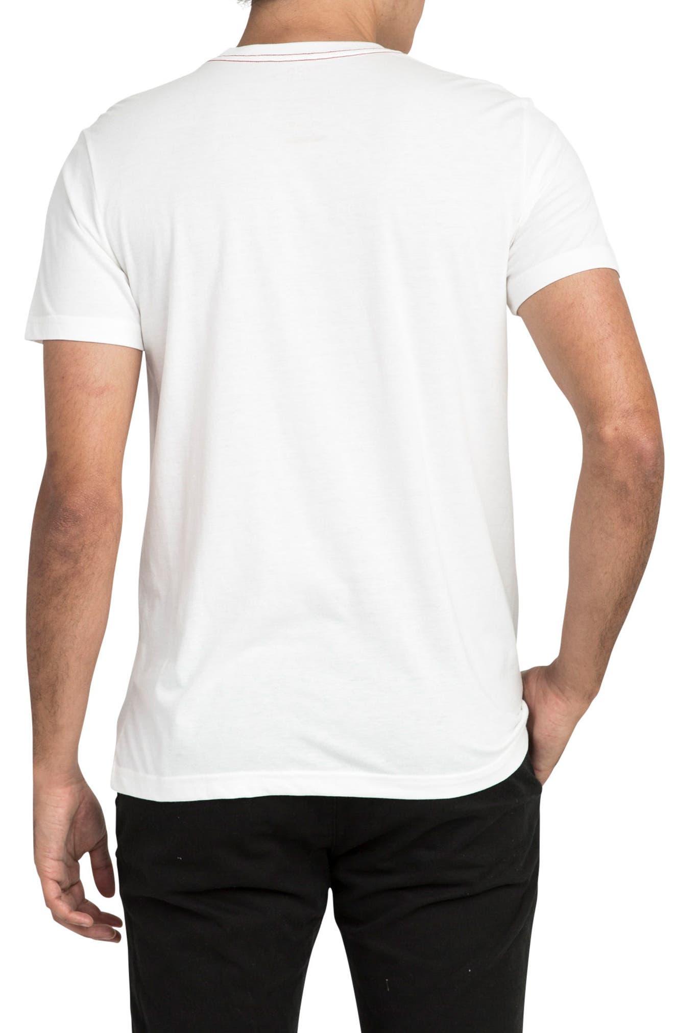 Dmote ANP T-Shirt,                             Alternate thumbnail 2, color,                             Antique White