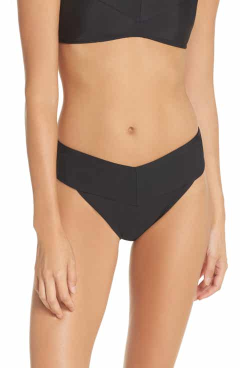 Ted Baker High Waisted Wrap Bikini Bottom