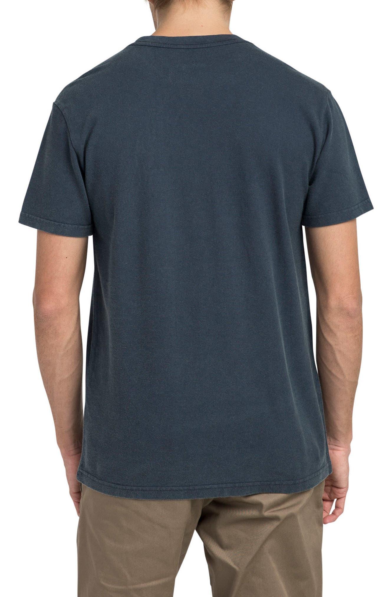 Stress T-Shirt,                             Alternate thumbnail 2, color,                             Classic Indigo
