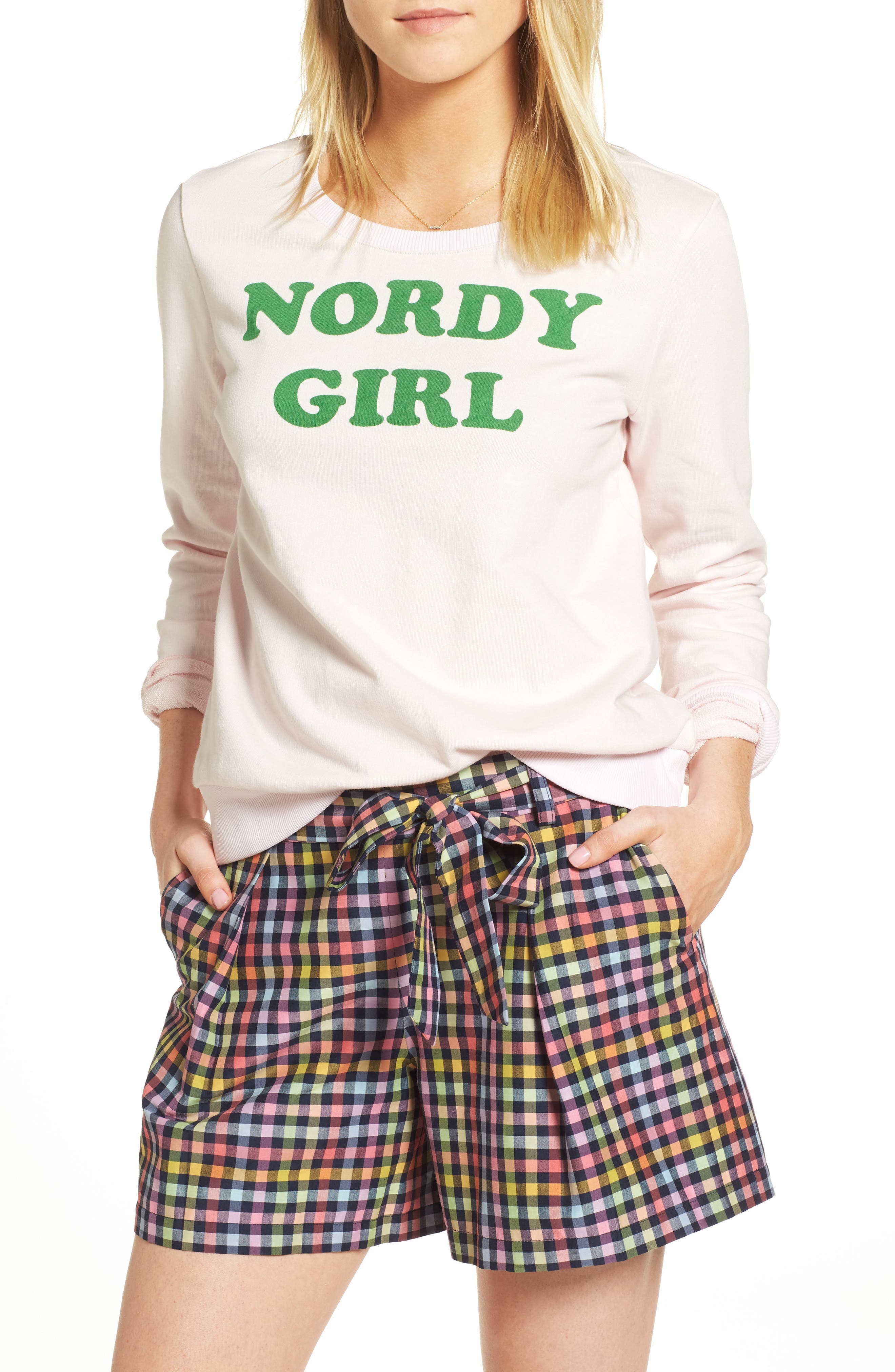 1901 Nordy Girl Sweatshirt