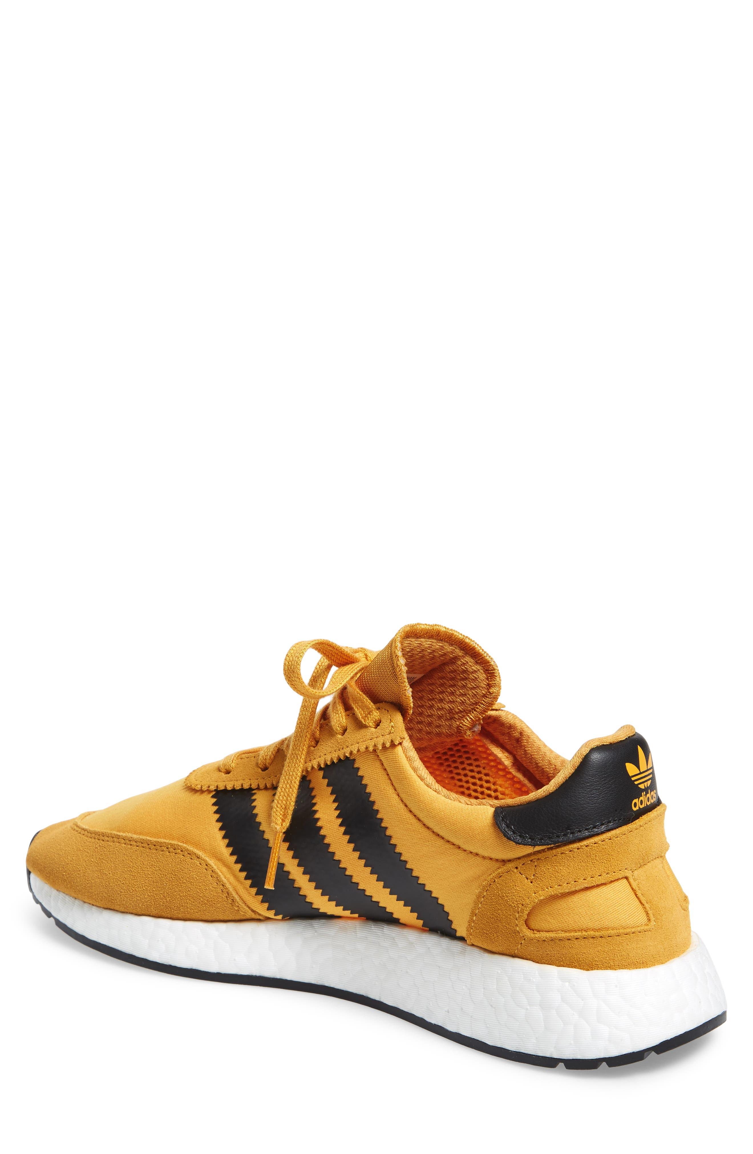 I-5923 Sneaker,                             Alternate thumbnail 2, color,                             Tactile Yellow/ Black/ White