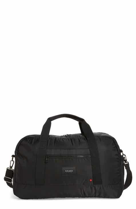 c1498edde937 STATE Bags The Heights - Franklin Nylon Duffle Bag