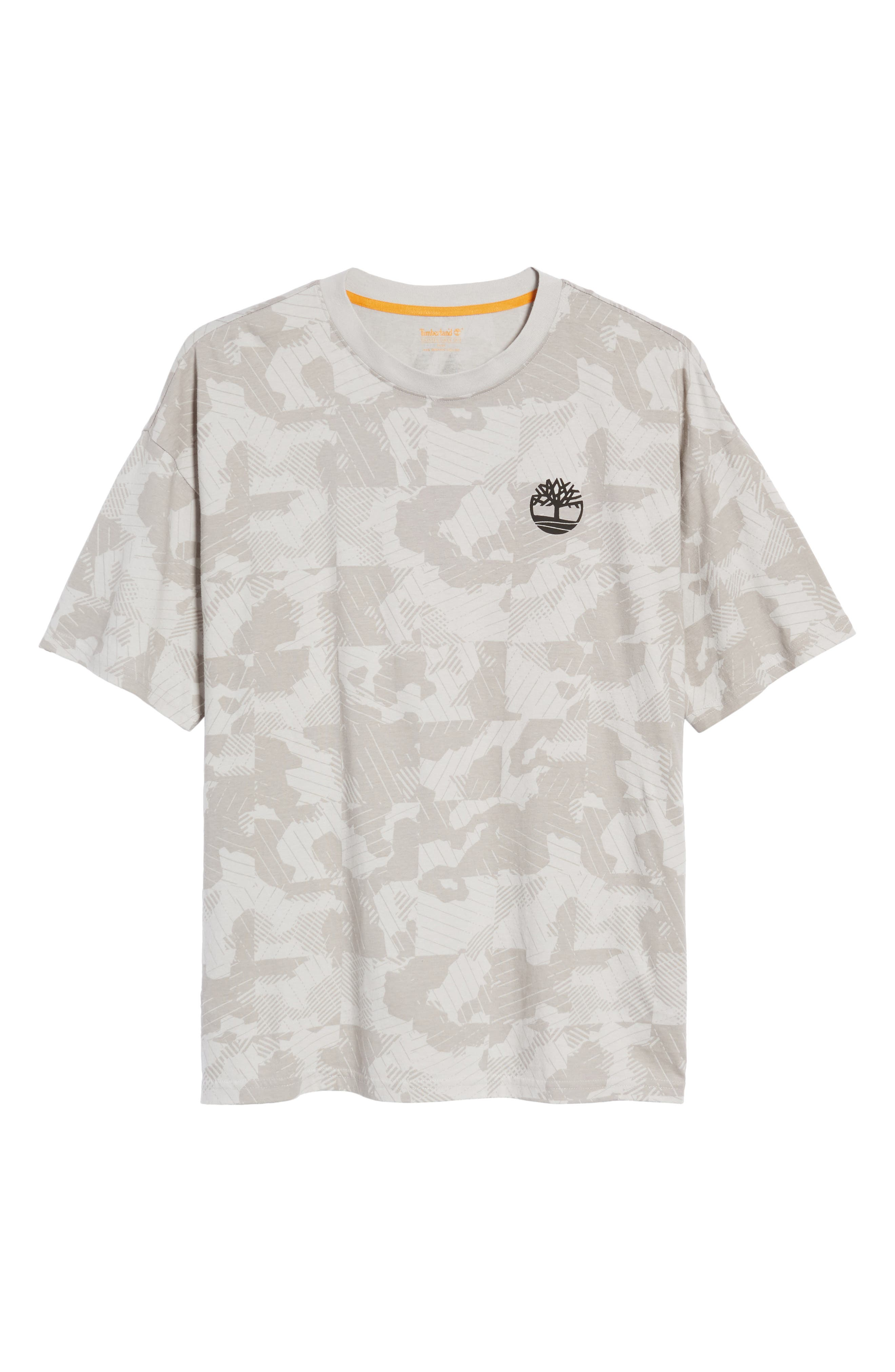 Disruptive Crewneck T-Shirt,                             Alternate thumbnail 6, color,                             Micro Chip Camo