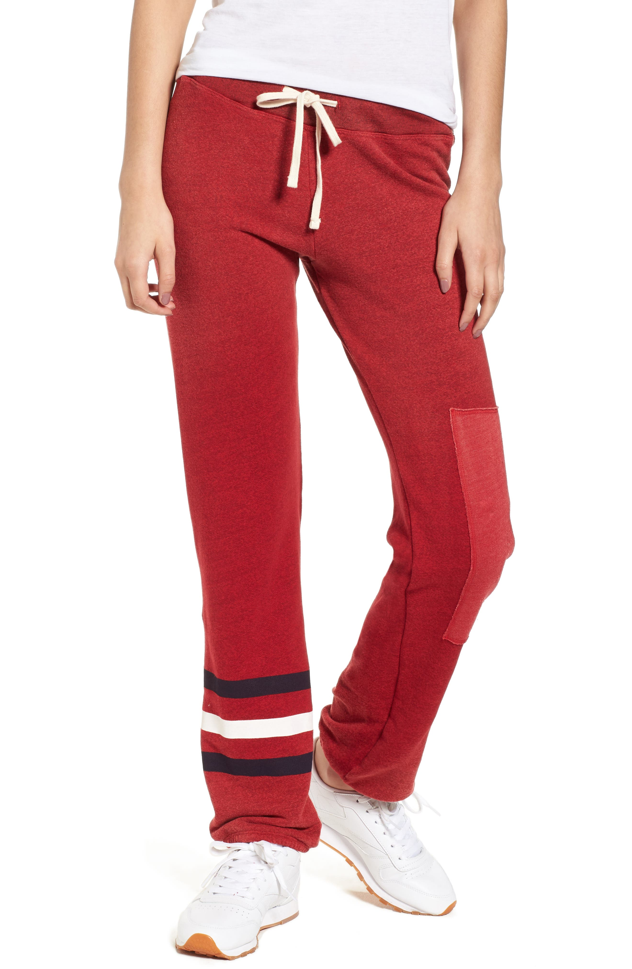 Sundry Patched Terry Sweatpants