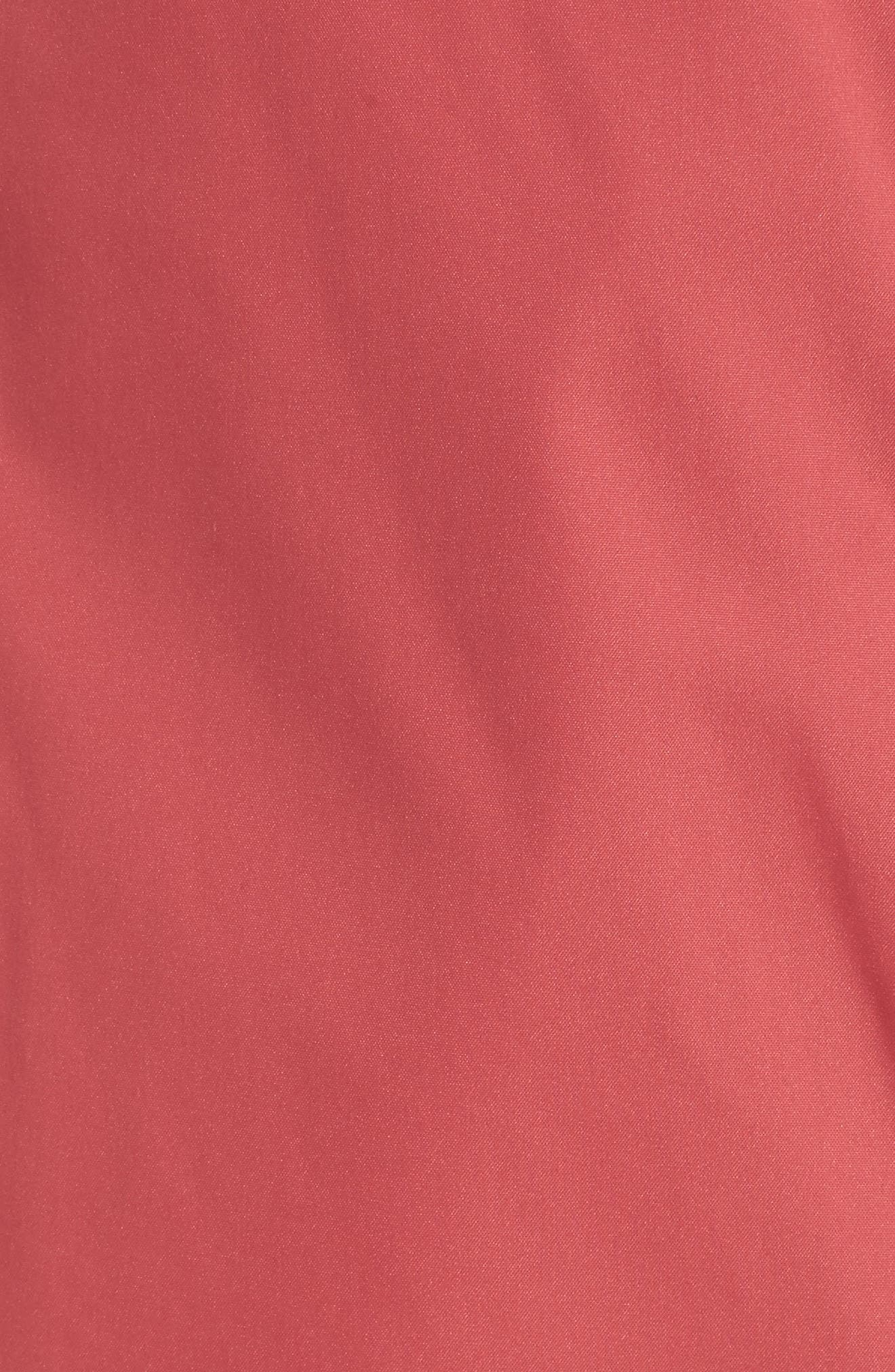 Original Packable Smock Jacket,                             Alternate thumbnail 5, color,                             Peony