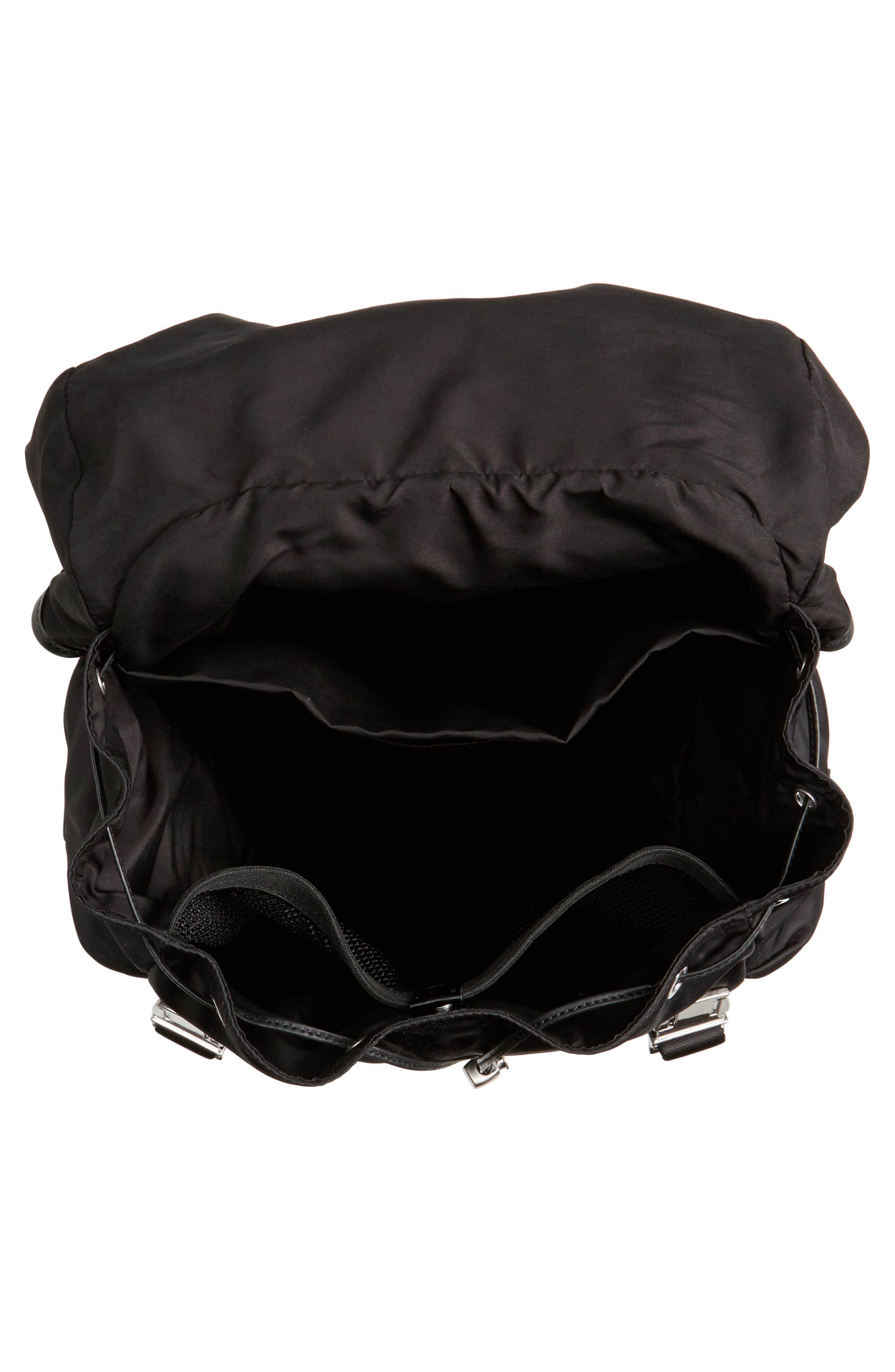 City Backpack,                             Alternate thumbnail 4, color,                             Black