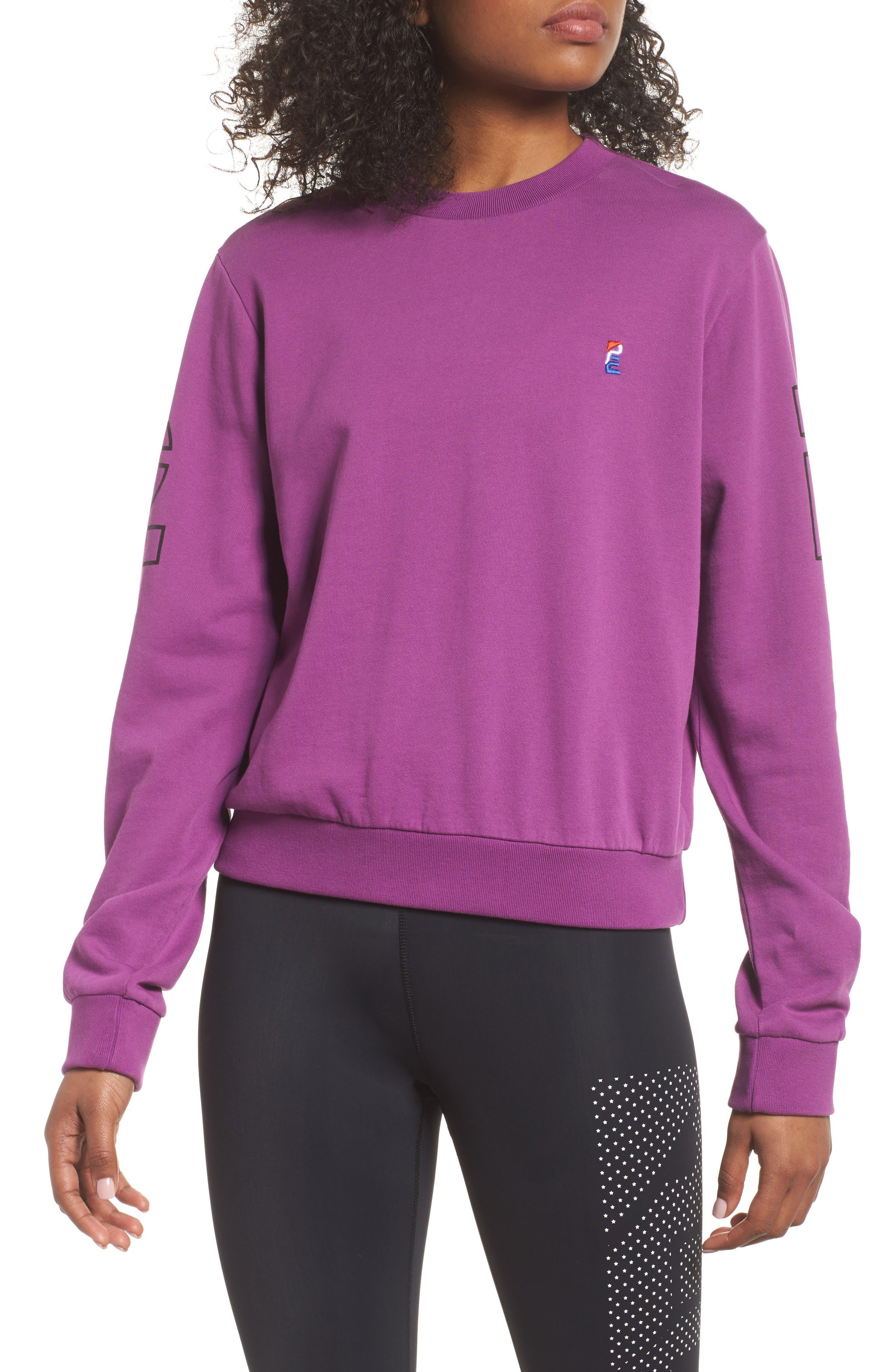 Moneyball Sweatshirt,                         Main,                         color, Purm