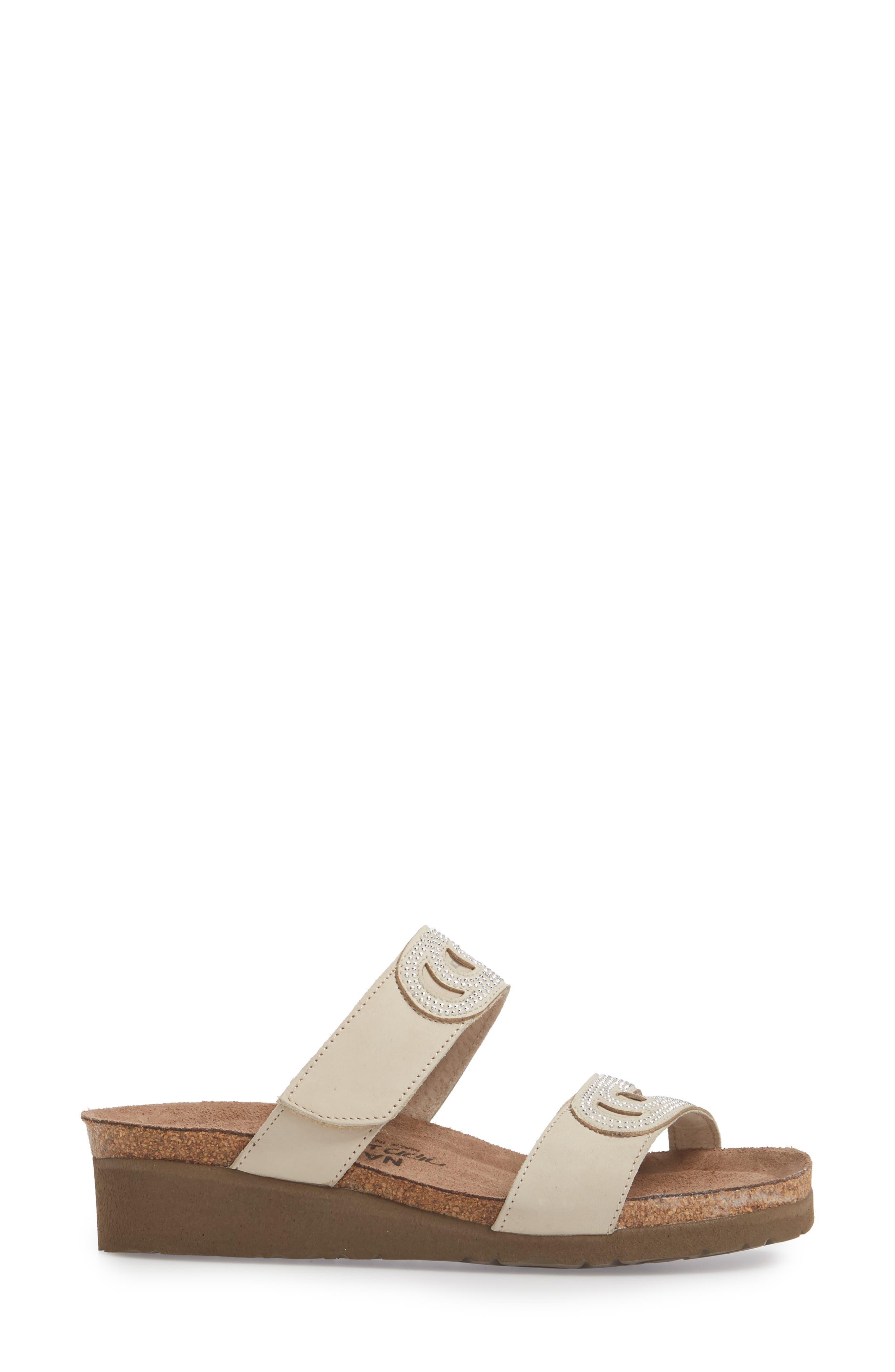 Alternate Image 3  - Naot Ainsley Studded Slide Sandal (Women)