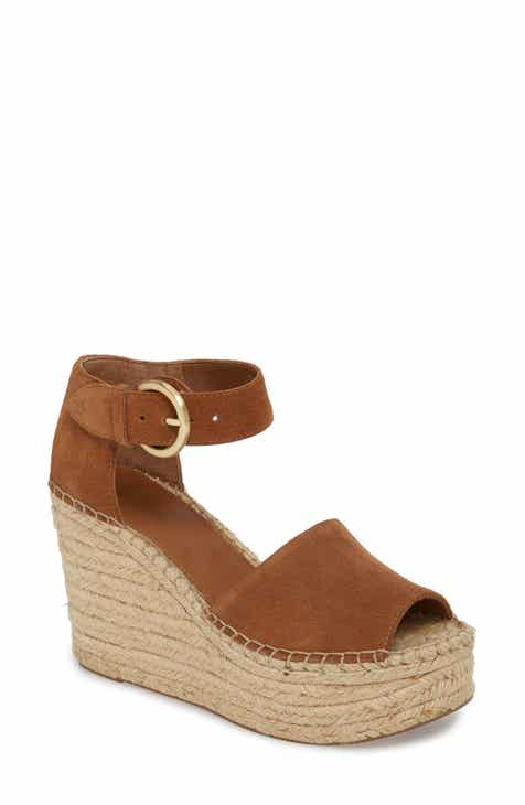 263bb143cd8 Marc Fisher LTD Alida Espadrille Platform Wedge (Women)