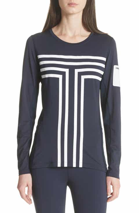Tory Sport Graphic Performance Top