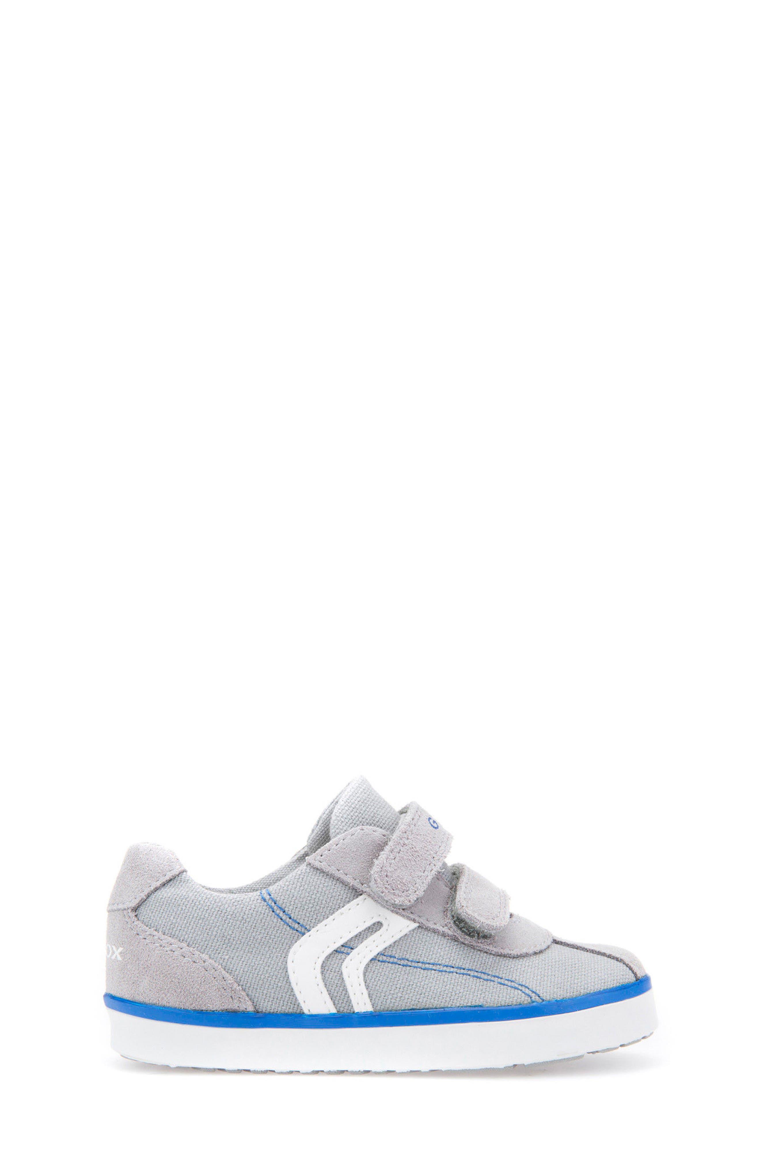 Kilwi Low Top Sneaker,                             Alternate thumbnail 3, color,                             Grey