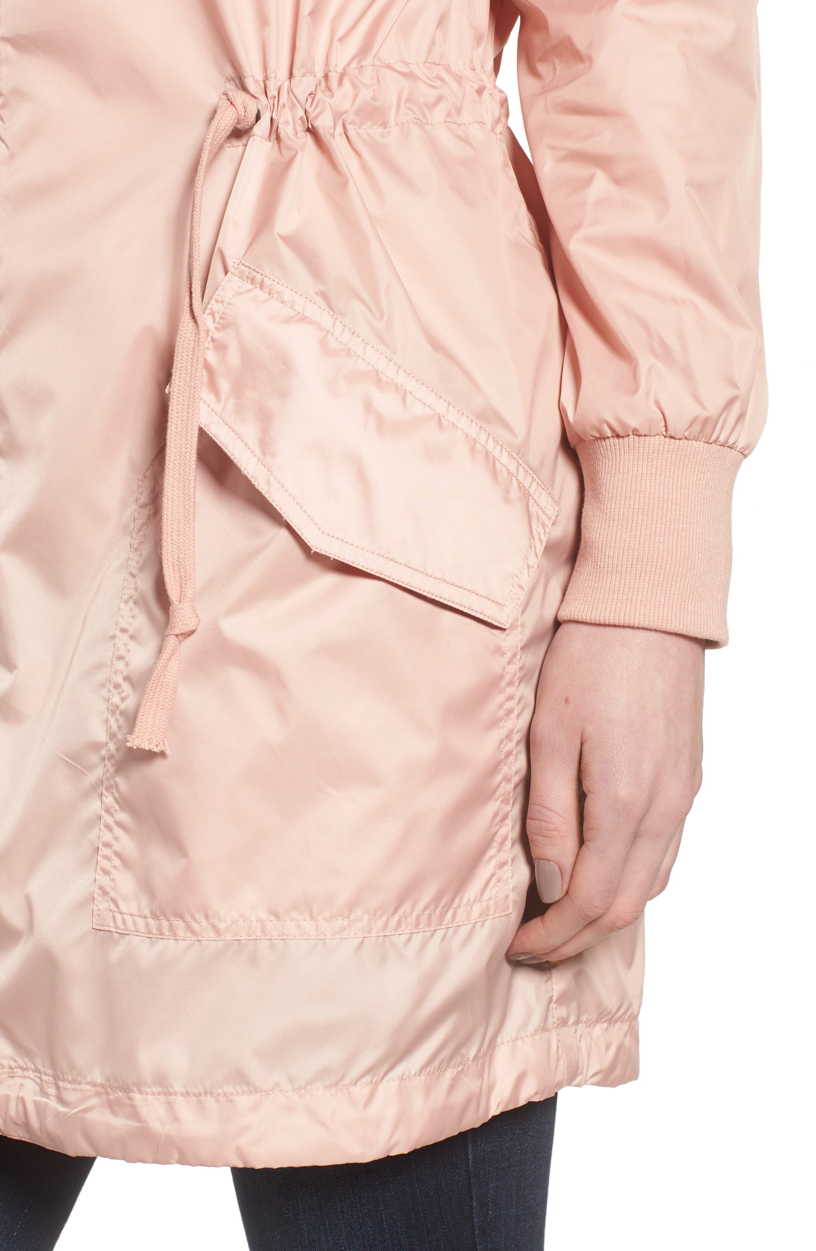 Flynn Anorak,                             Alternate thumbnail 4, color,                             Pink Lemonade